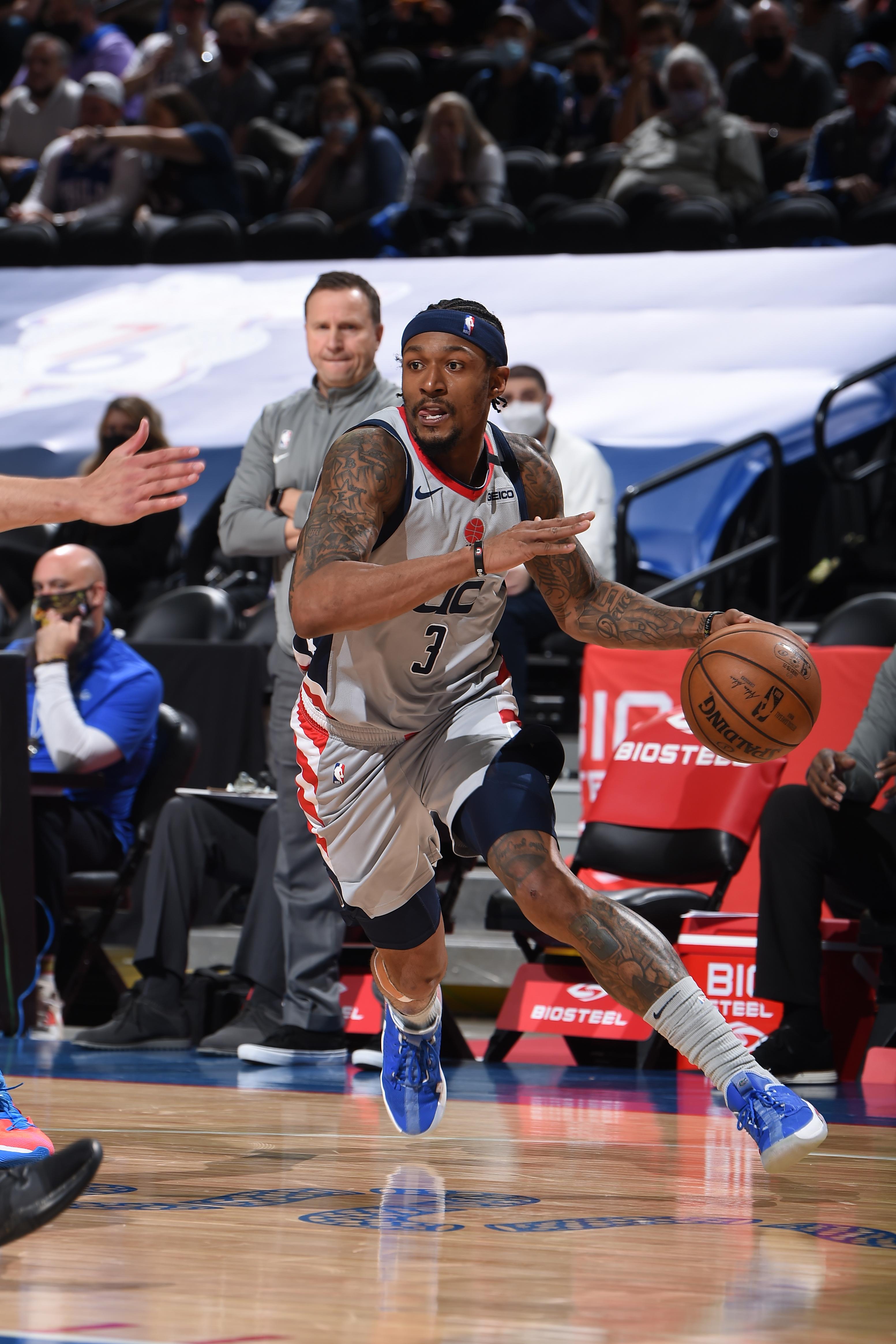 2021 NBA Playoffs - Washington Wizards v Philadelphia 76ers