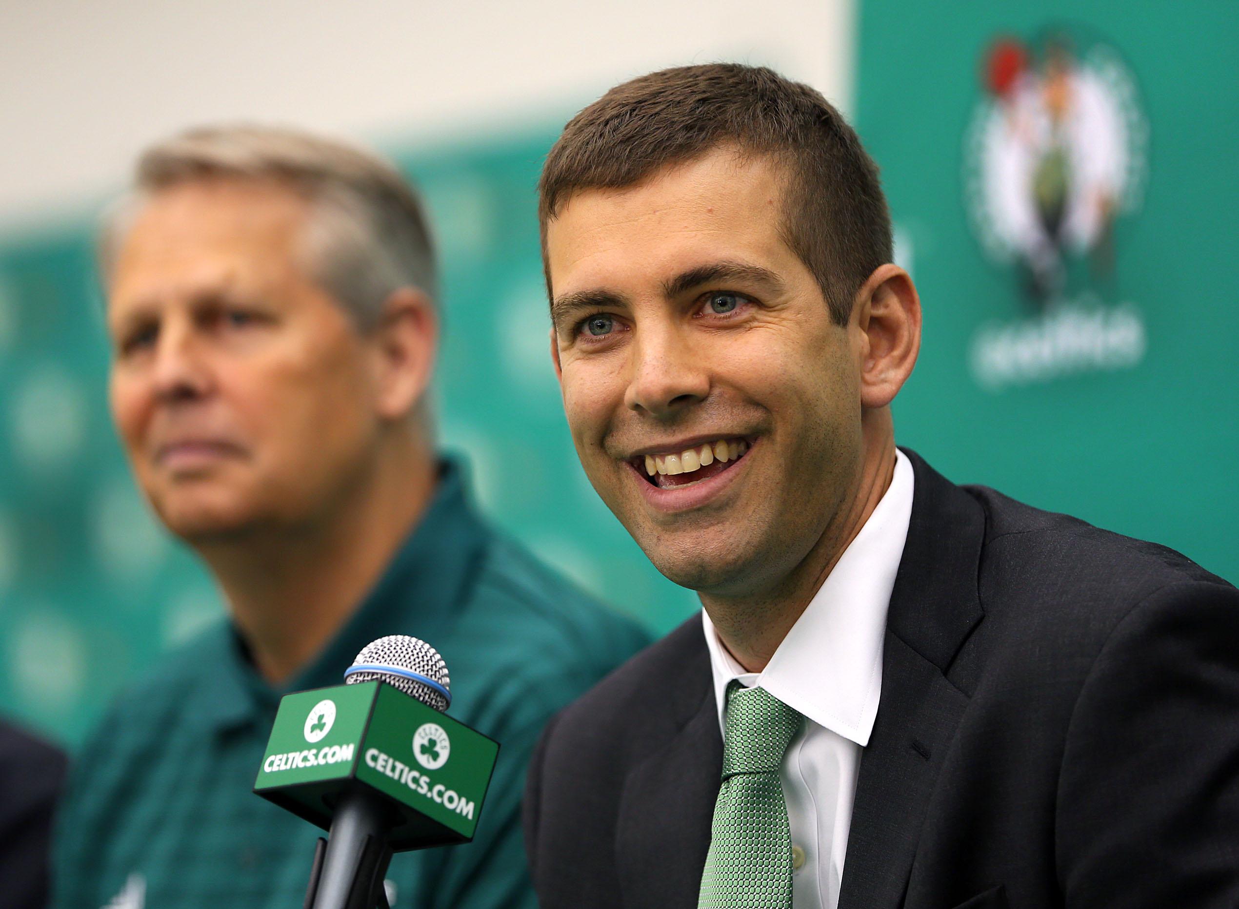 Boston Celtics Announce New Head Coach