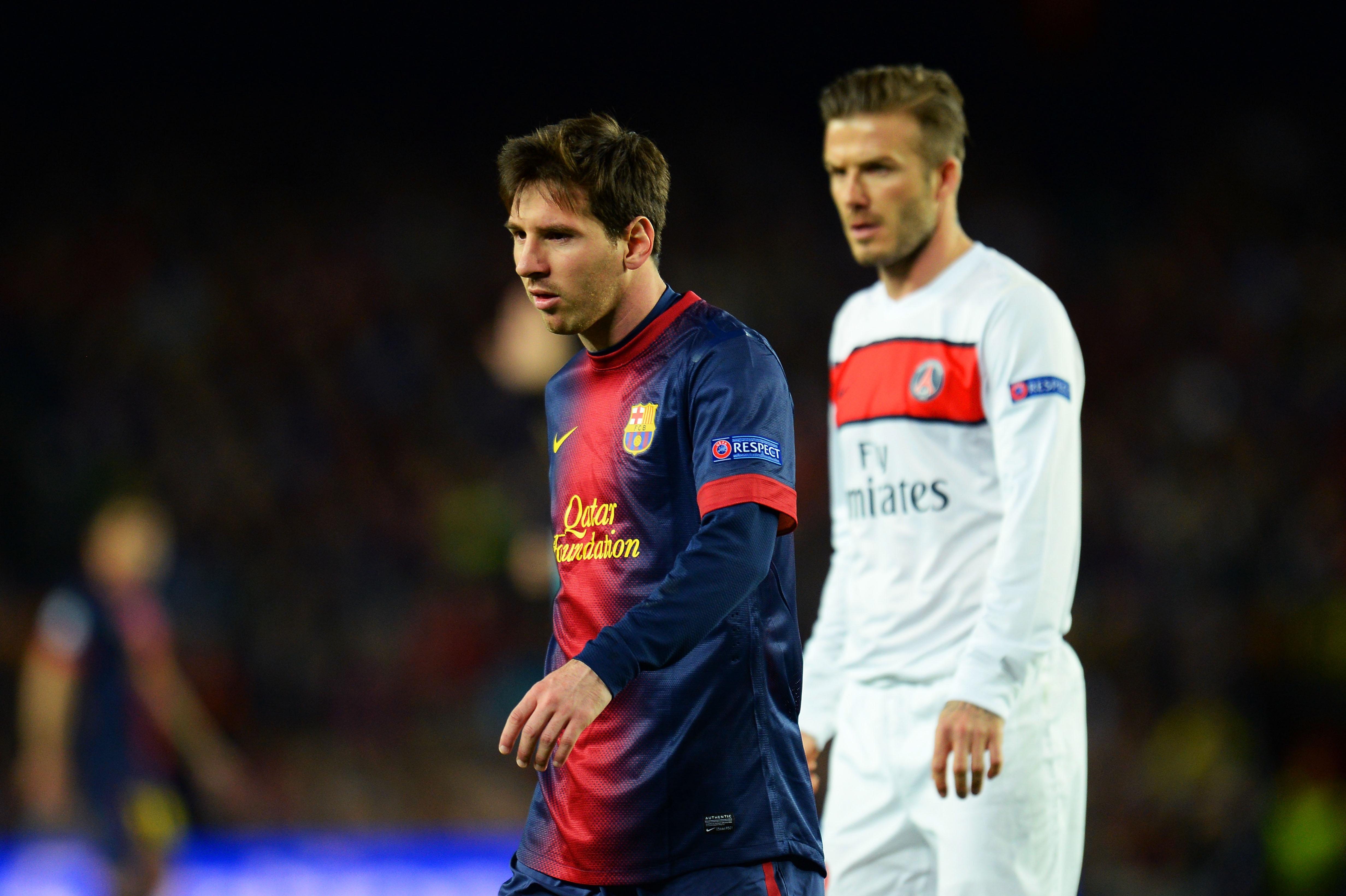 巴塞罗那vs巴黎圣日耳曼-欧冠四分之一决赛