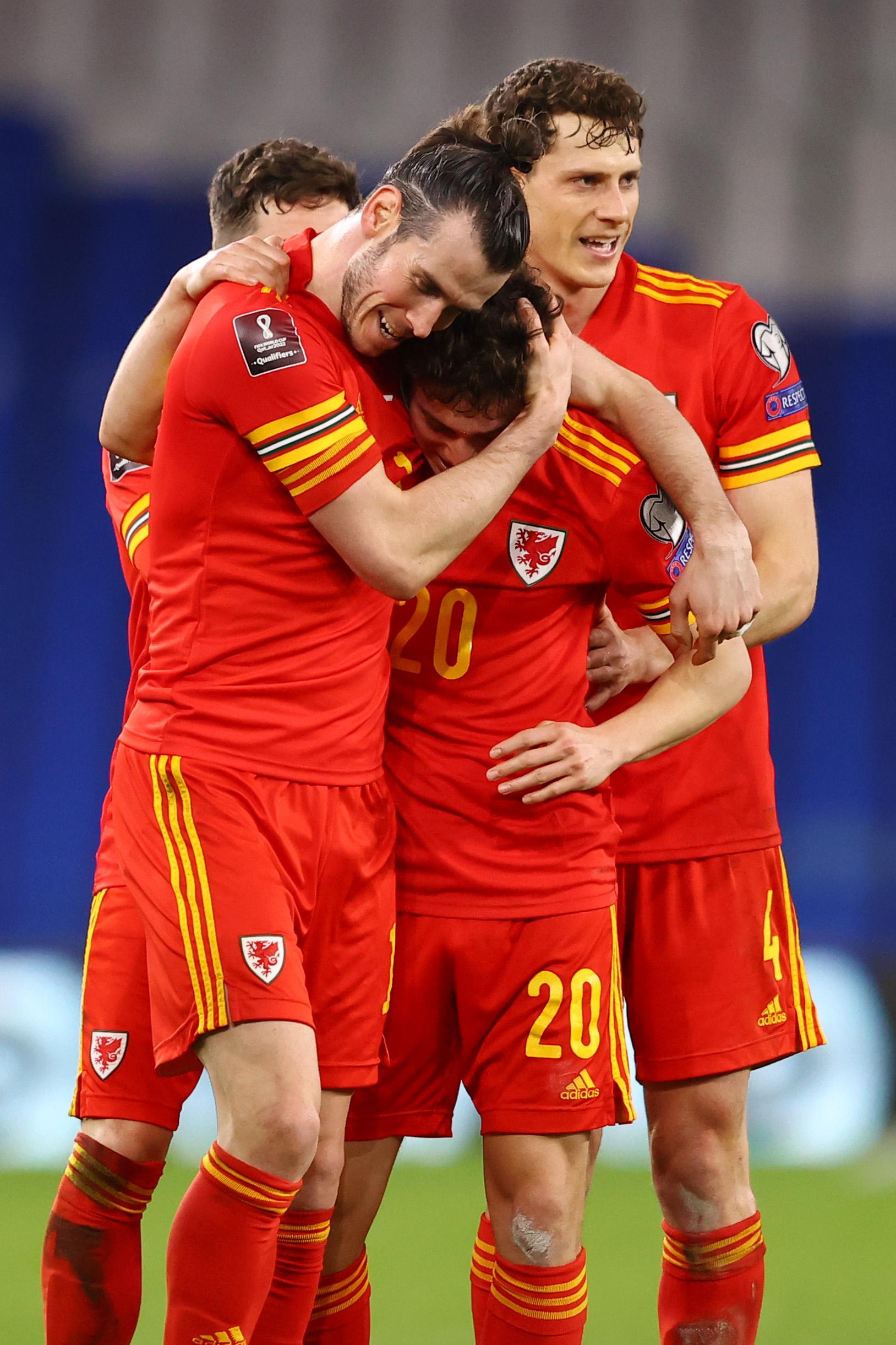 Gareth Bale - Wales - UEFA Euro 2020