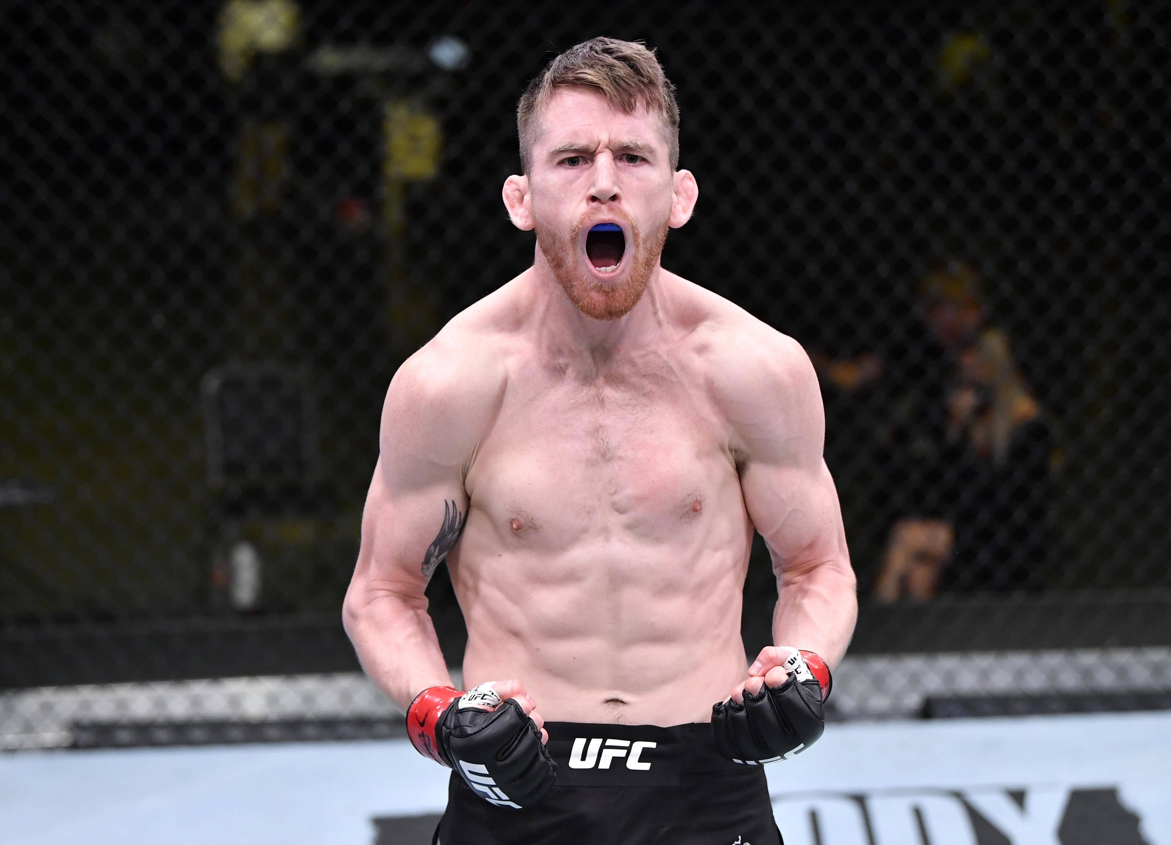 UFC Fight Night: Sandhagen v Edgar