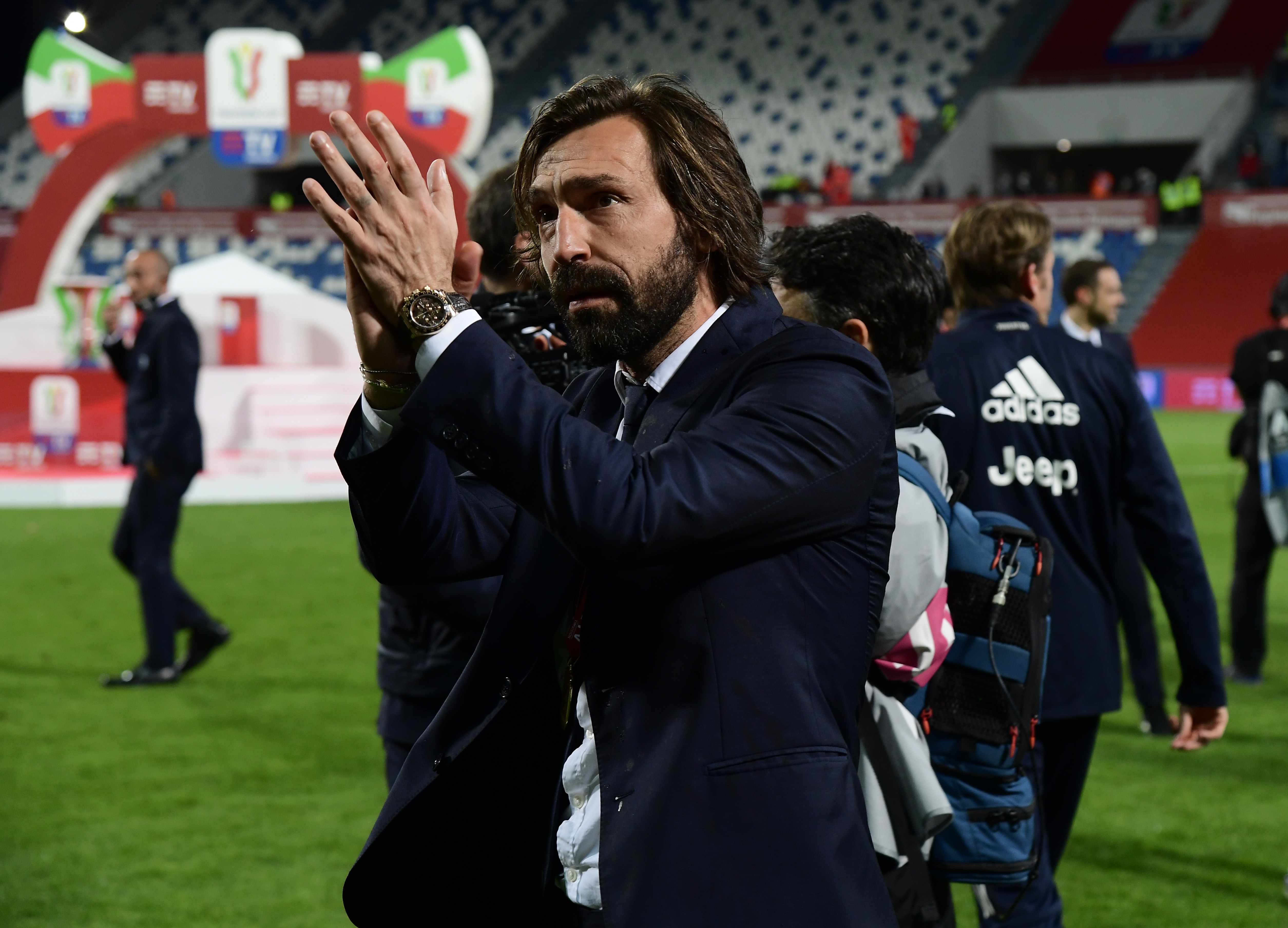 Atalanta BC v Juventus - TIMVISION Cup Final