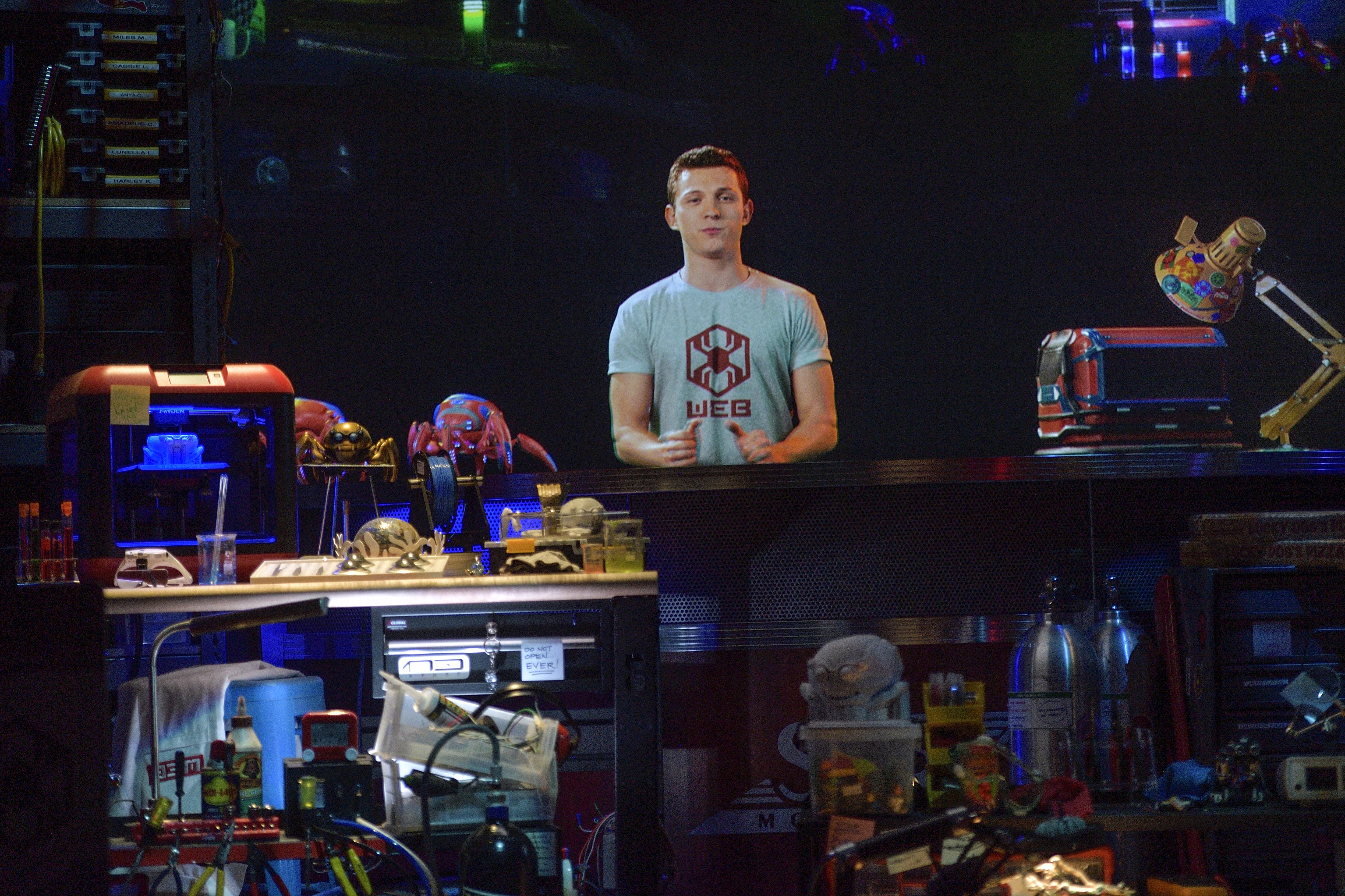 Disneylands Avengers Campus Opens