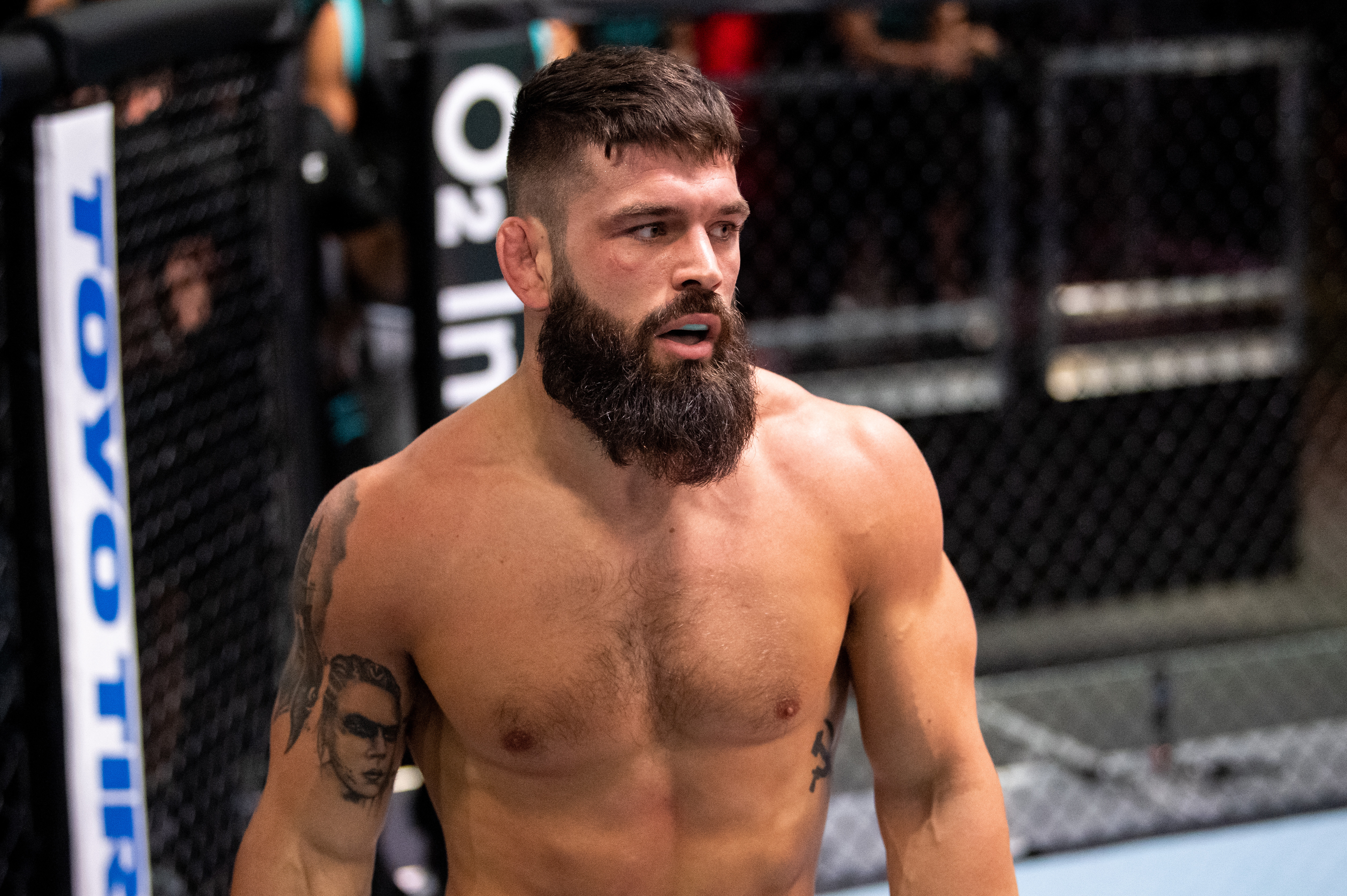 The Return of The Ultimate Fighter Andre Petroski
