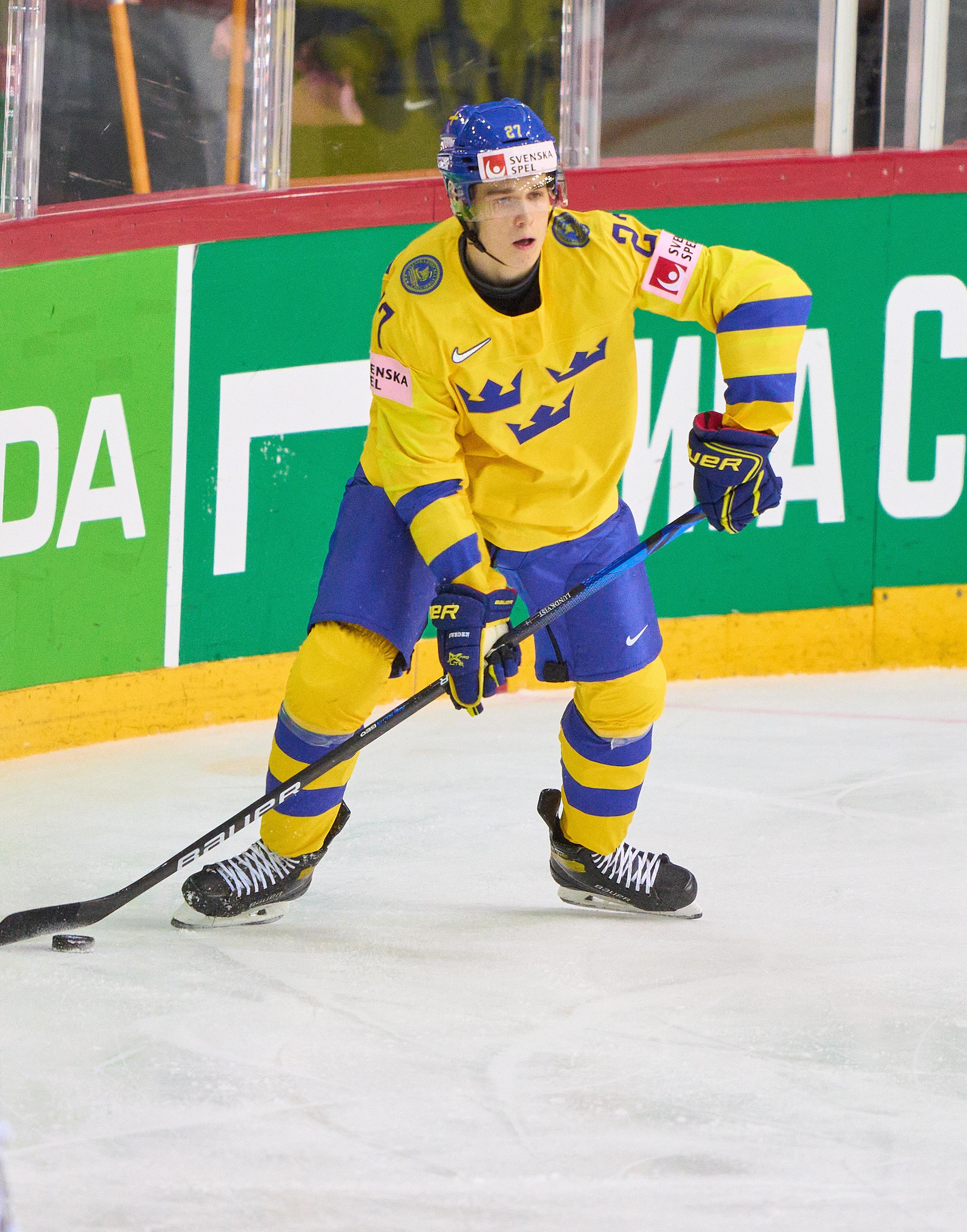 Switzerland v Sweden: Group A - 2021 IIHF Ice Hockey World Championship