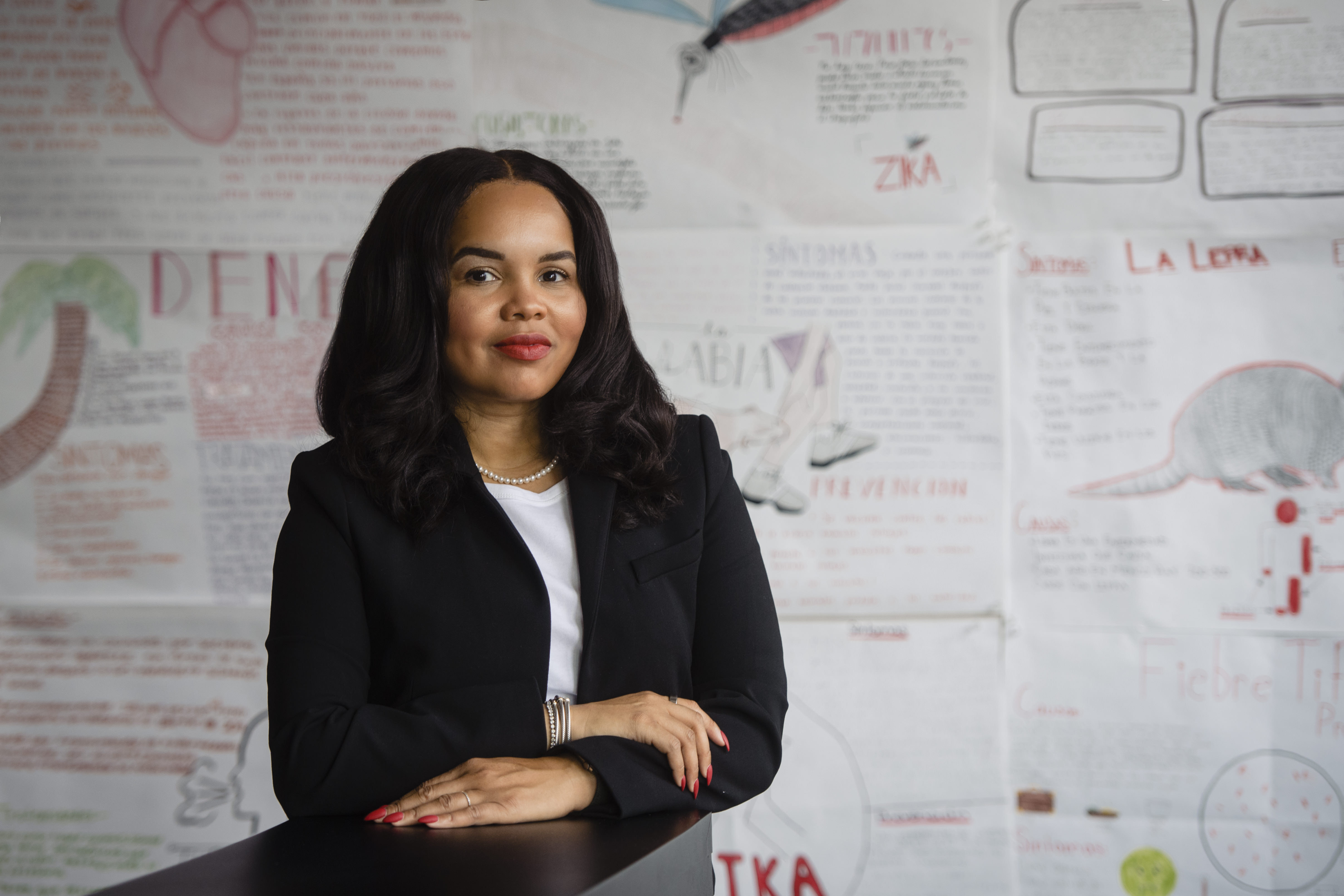 Christina Grant became the new state superintendent in Washington D.C. in June, 2021