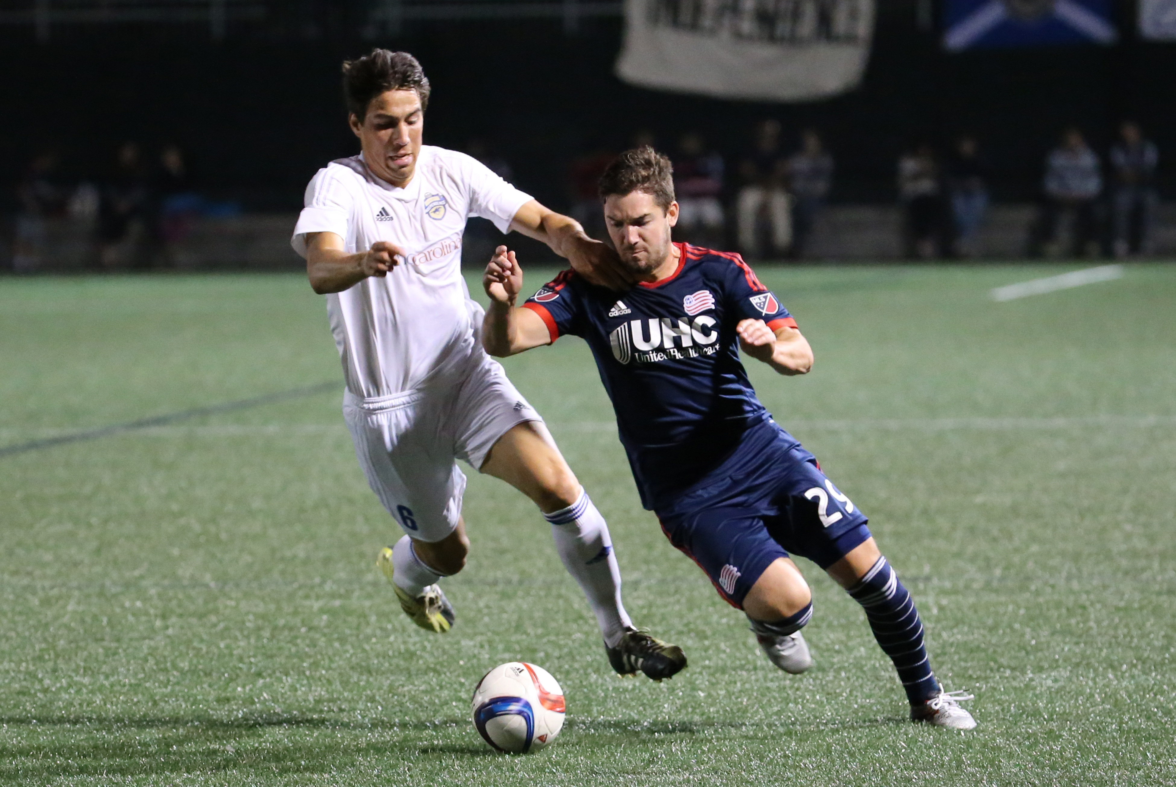 SOCCER: JUN 17 US Open Cup - Fourth Round - Charlotte Independence at Revolution