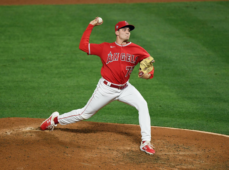 MLB: MAY 05 Rays at Angels
