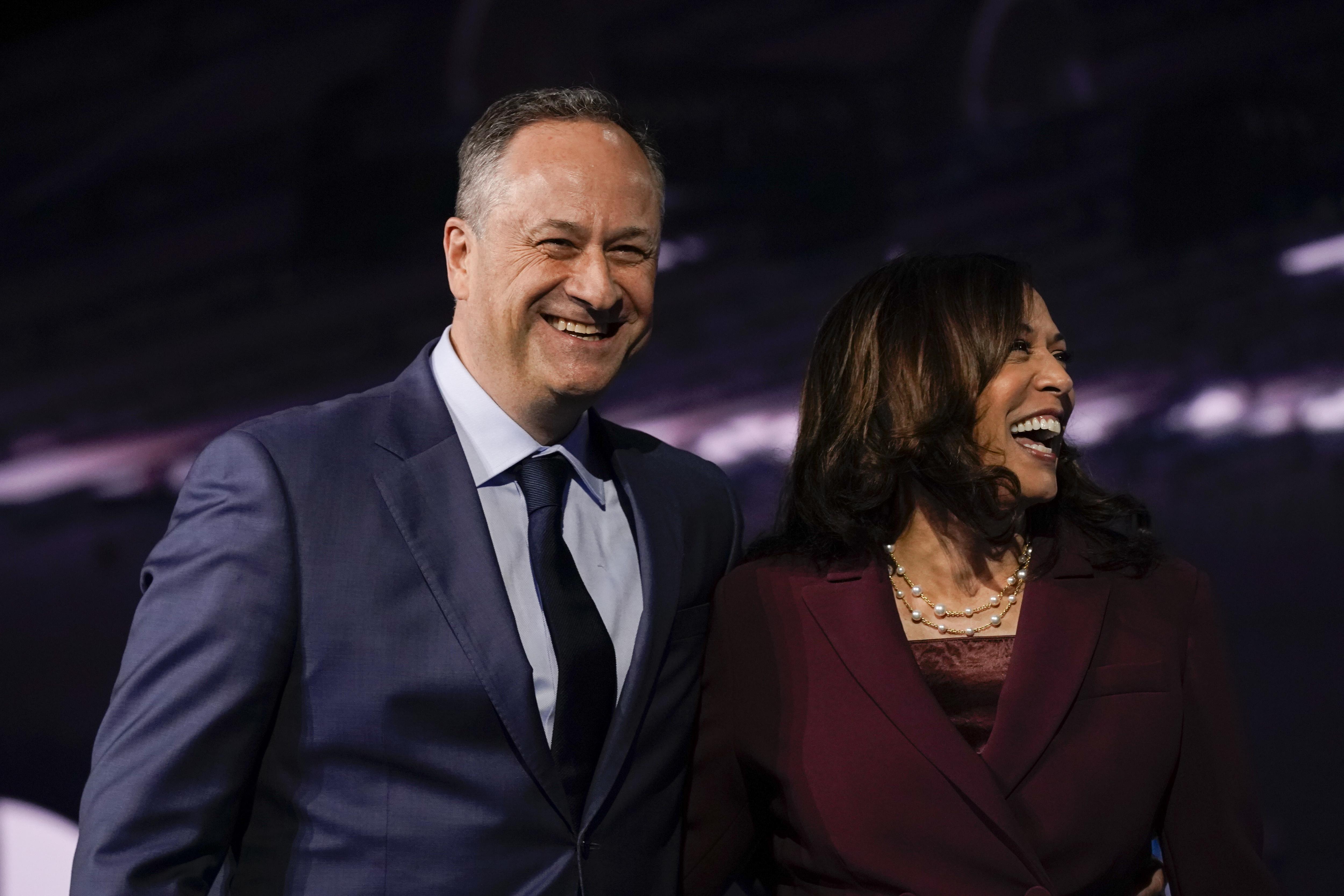 Kamala Harris Accepts Vice Presidential Nomination At Democratic National Convention