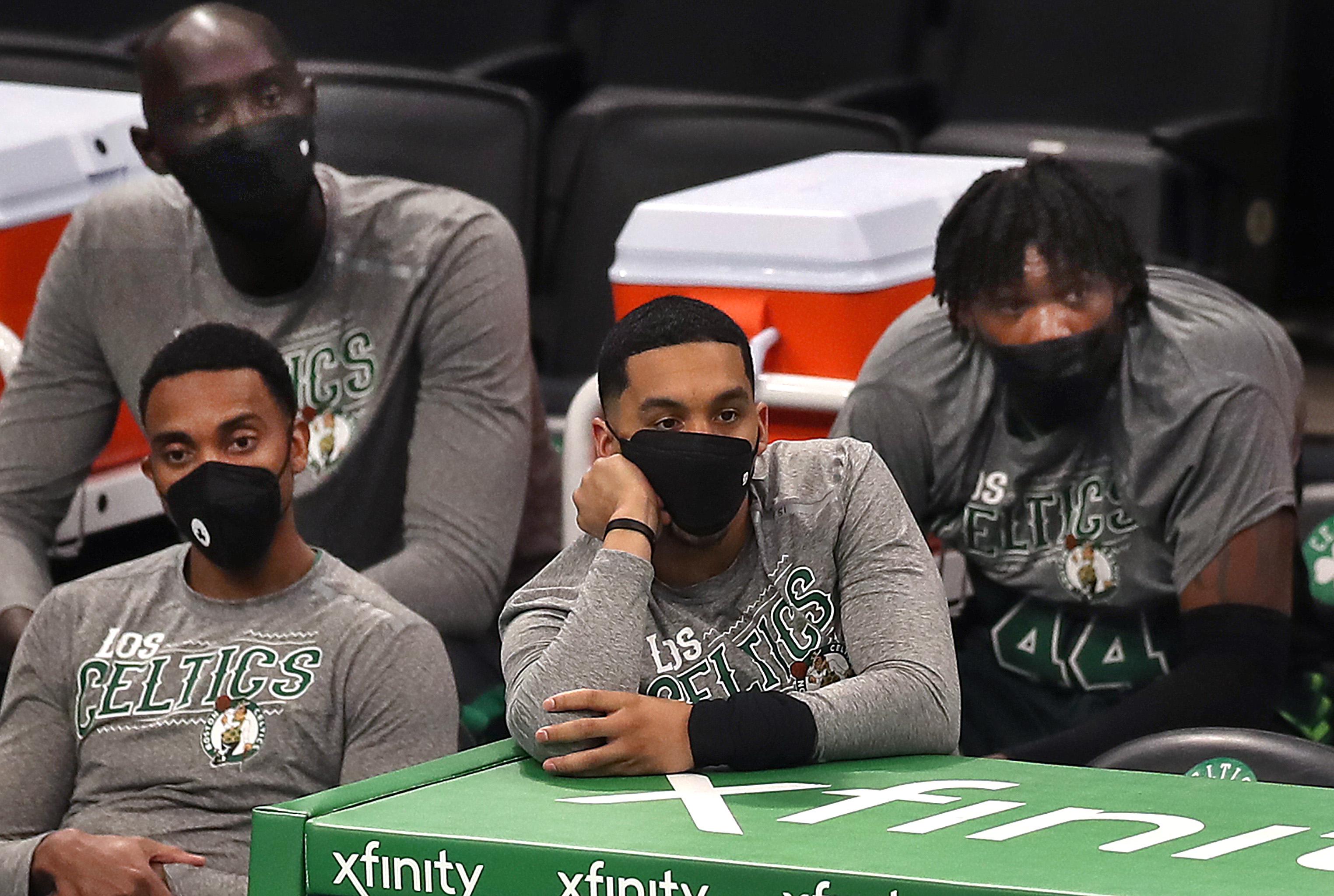 Sacramento Kings Vs Boston Celtics At TD Garden