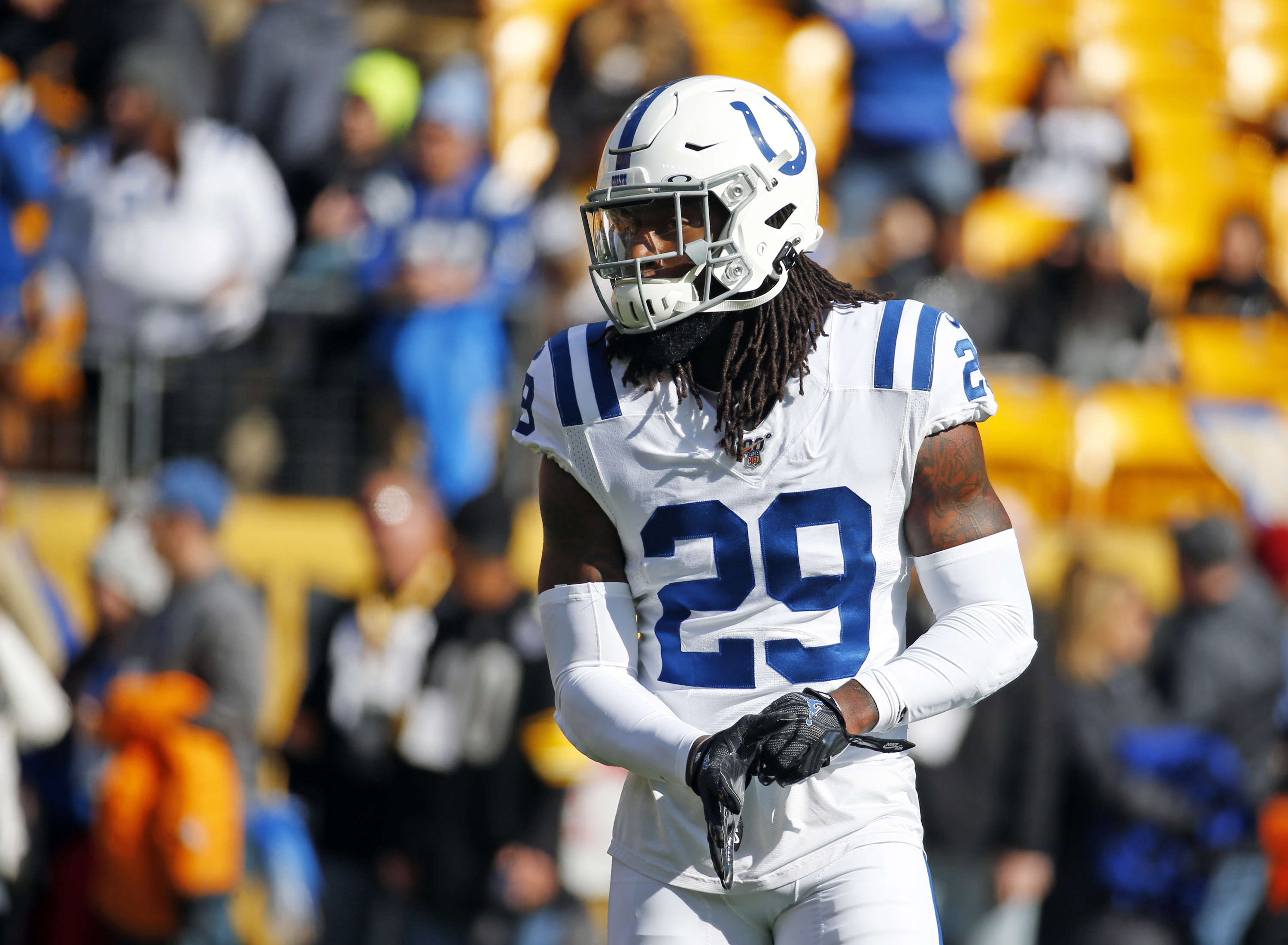 Indianapolis Colts vPittsburgh Steelers