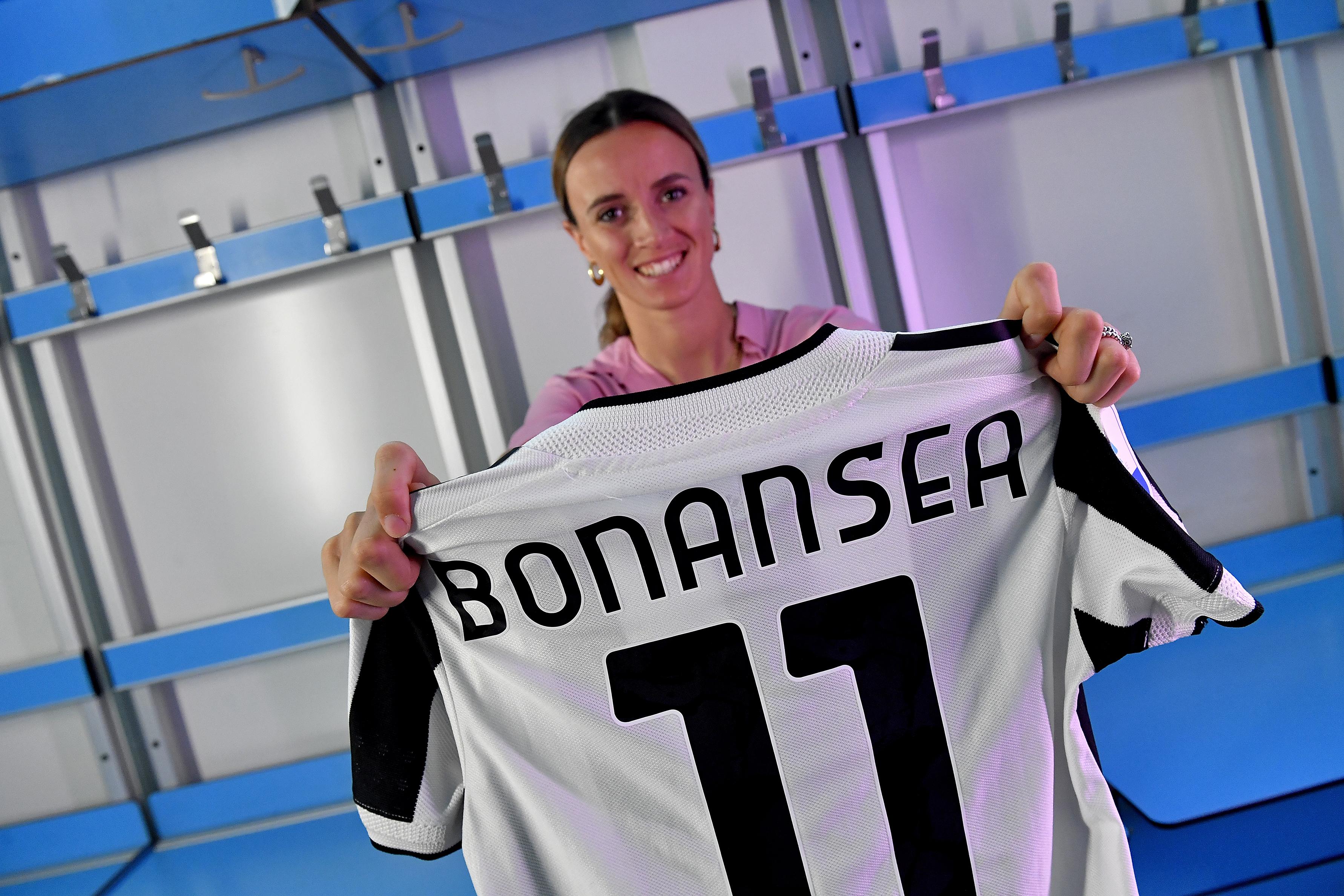 Barbara Bonansea Extends Her Contract With Juventus Women