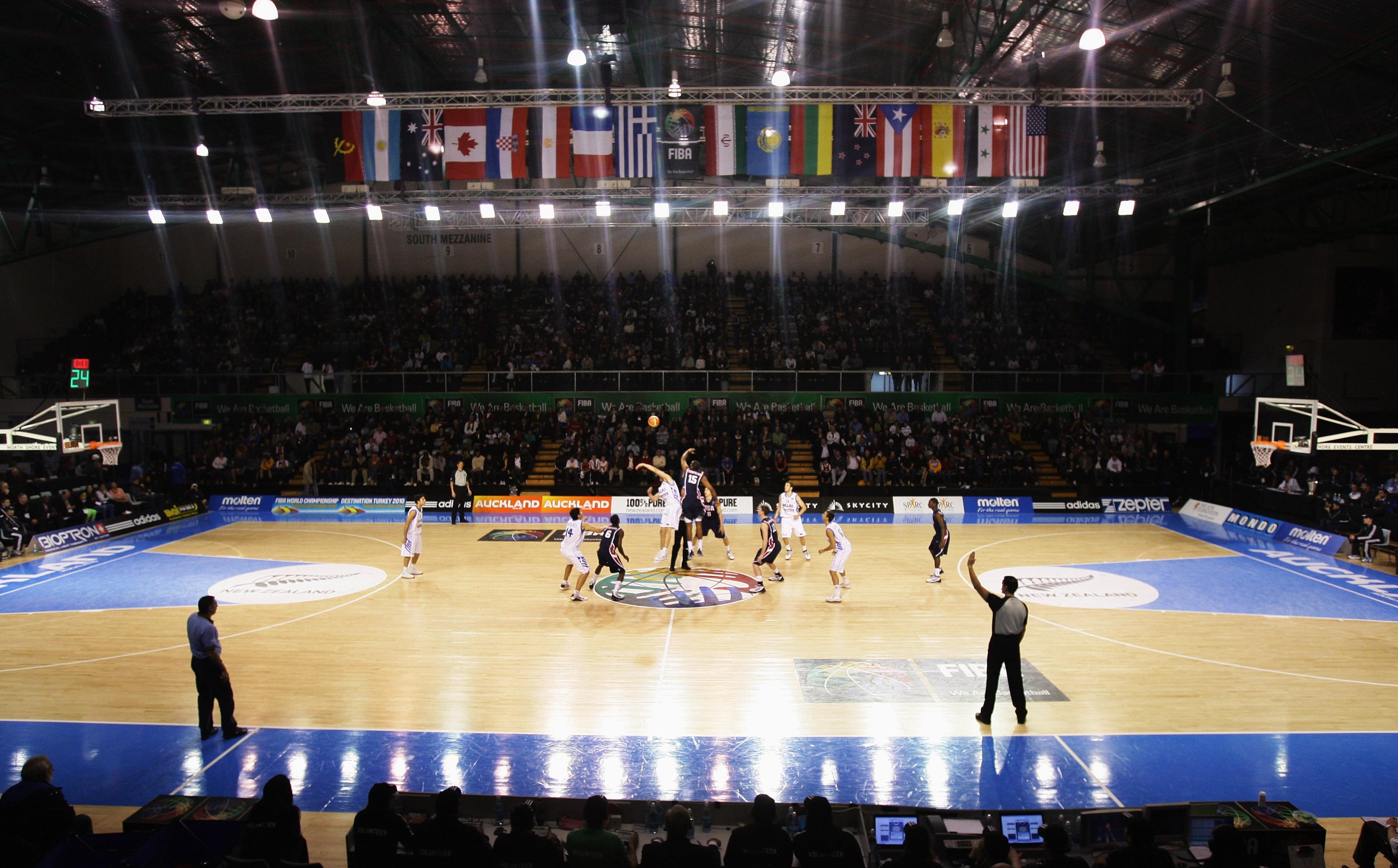Greece v USA - 2009 FIBA U19 World Championship Final