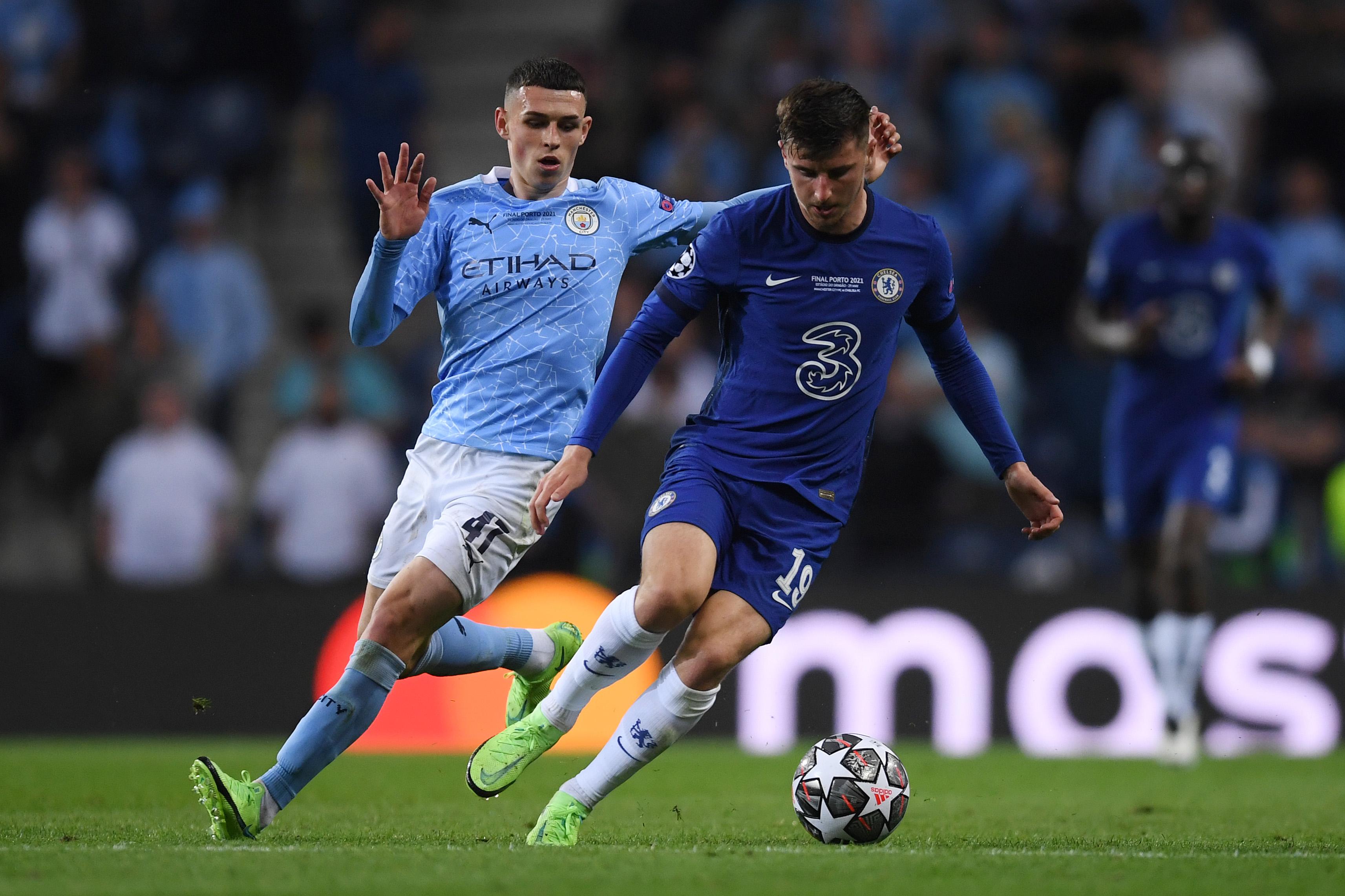 Manchester City v Chelsea FC - UEFA Champions League Final
