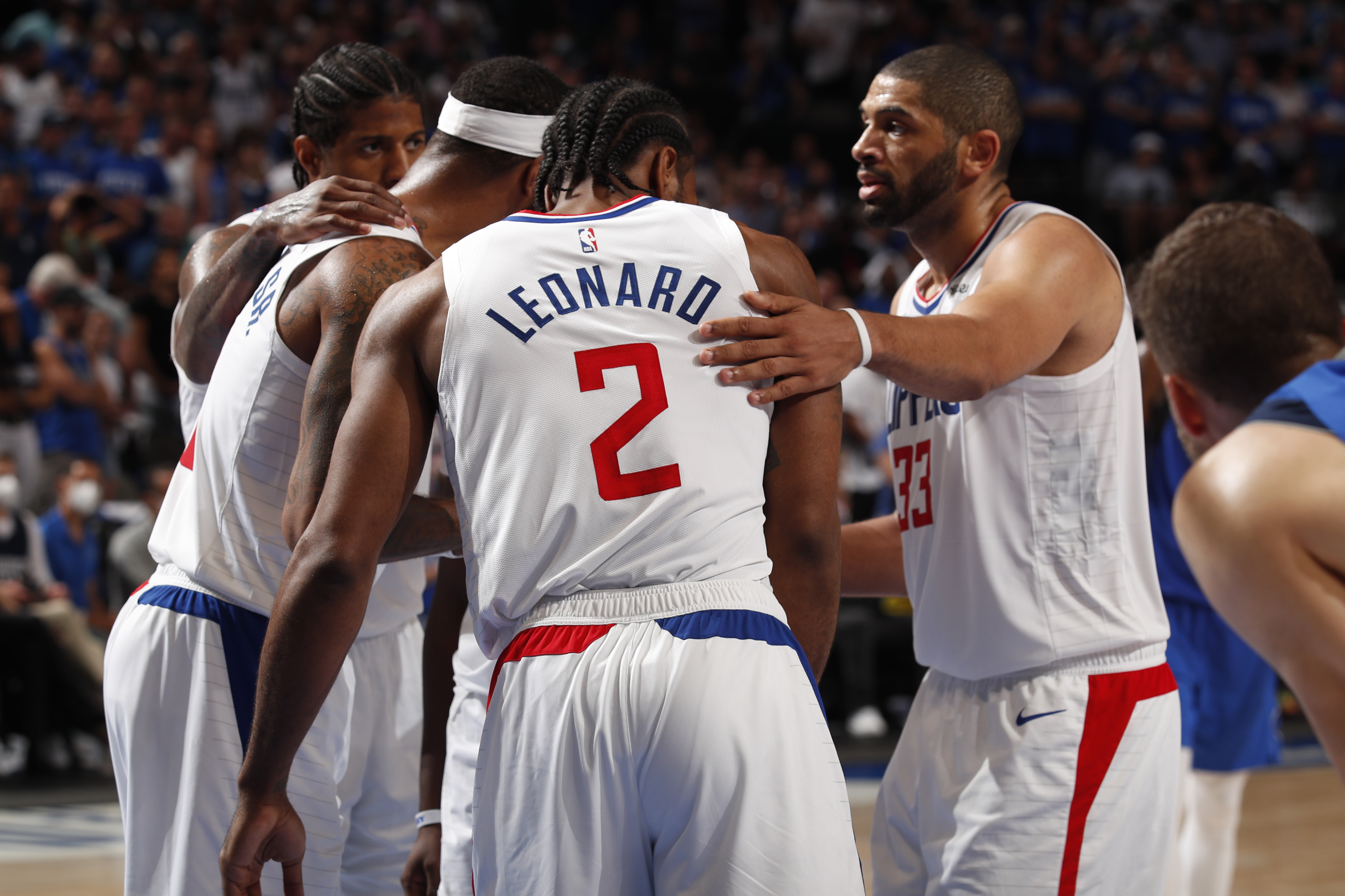 2021 NBA Playoffs - LA Clippers v Dallas Mavericks