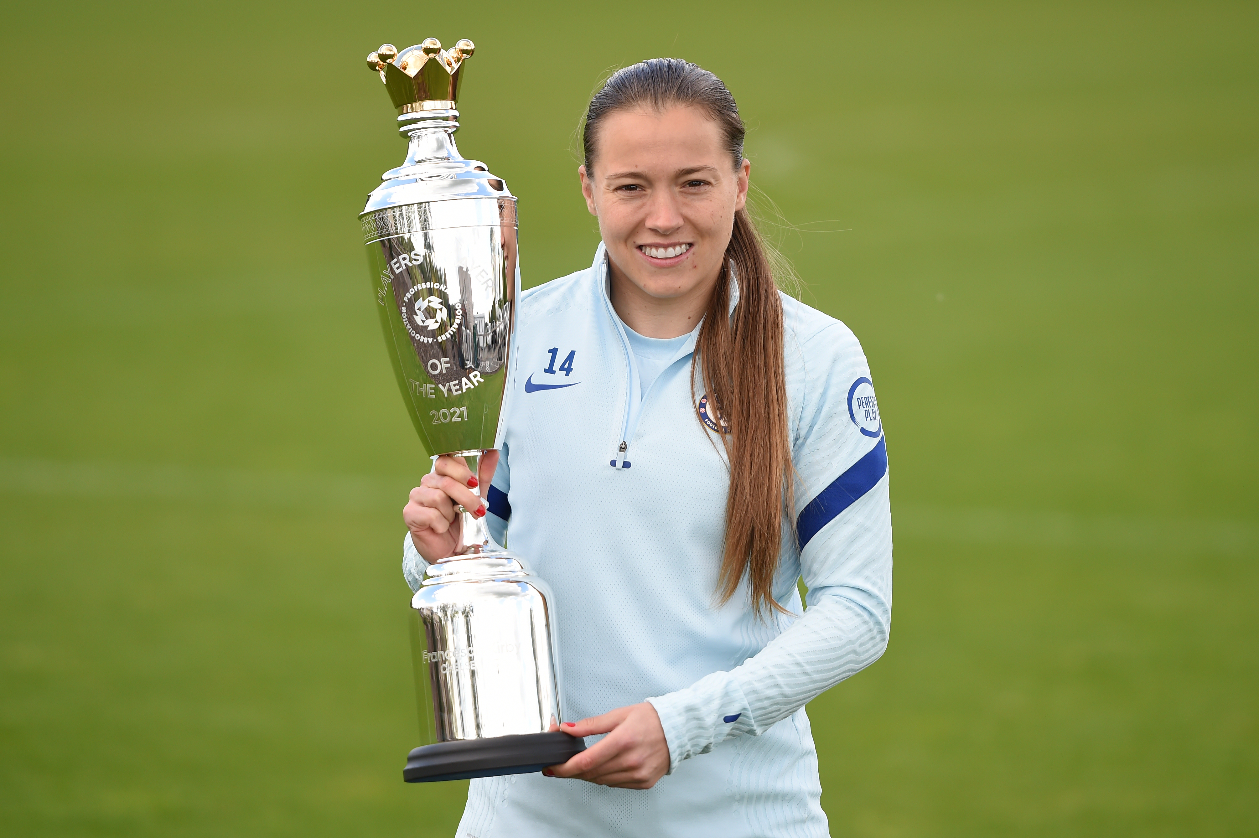 Fran Kirby Wins the PFA Player of the Year Award