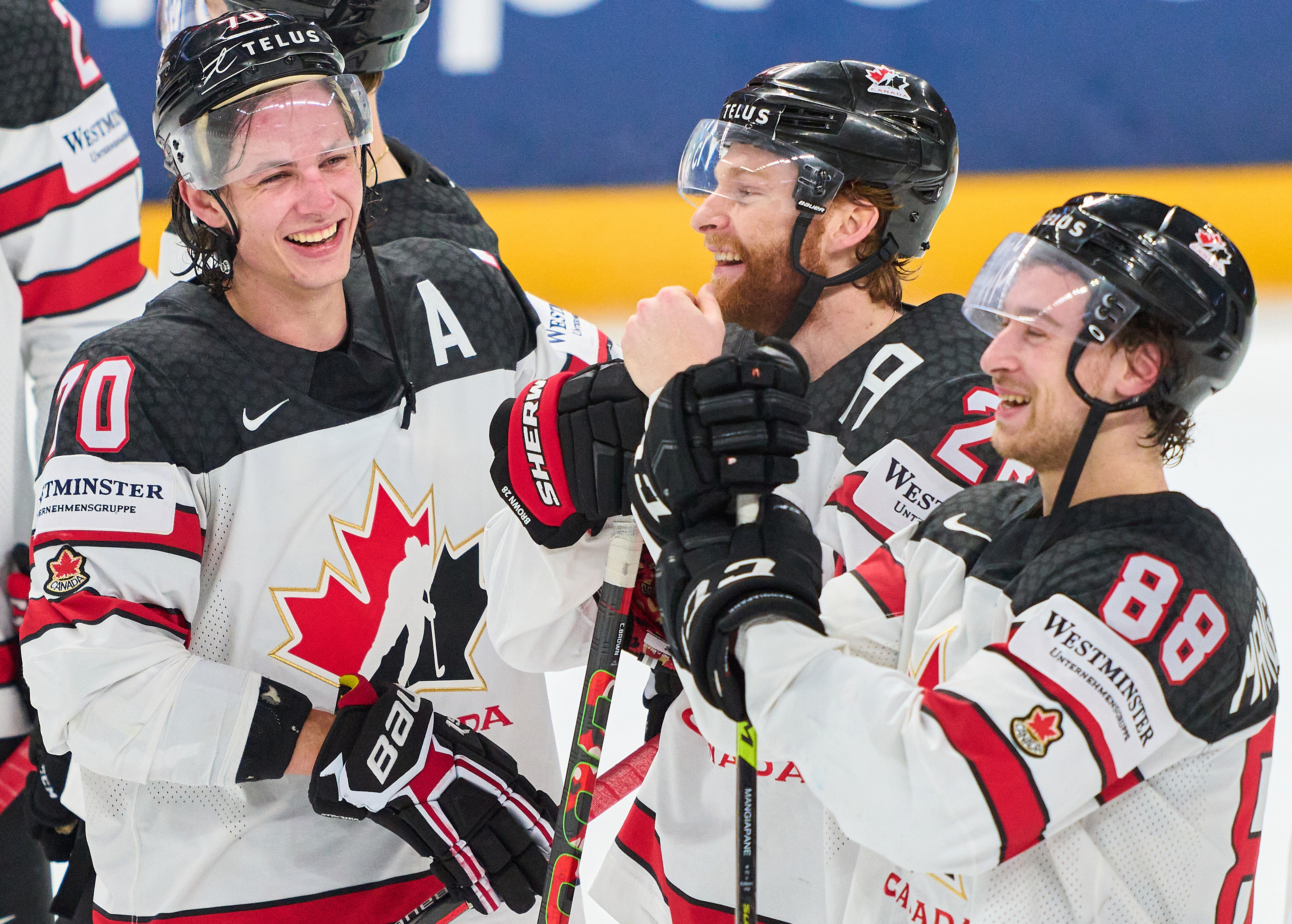 USA v Canada - 2021 IIHF Ice Hockey World Championship Semi Final