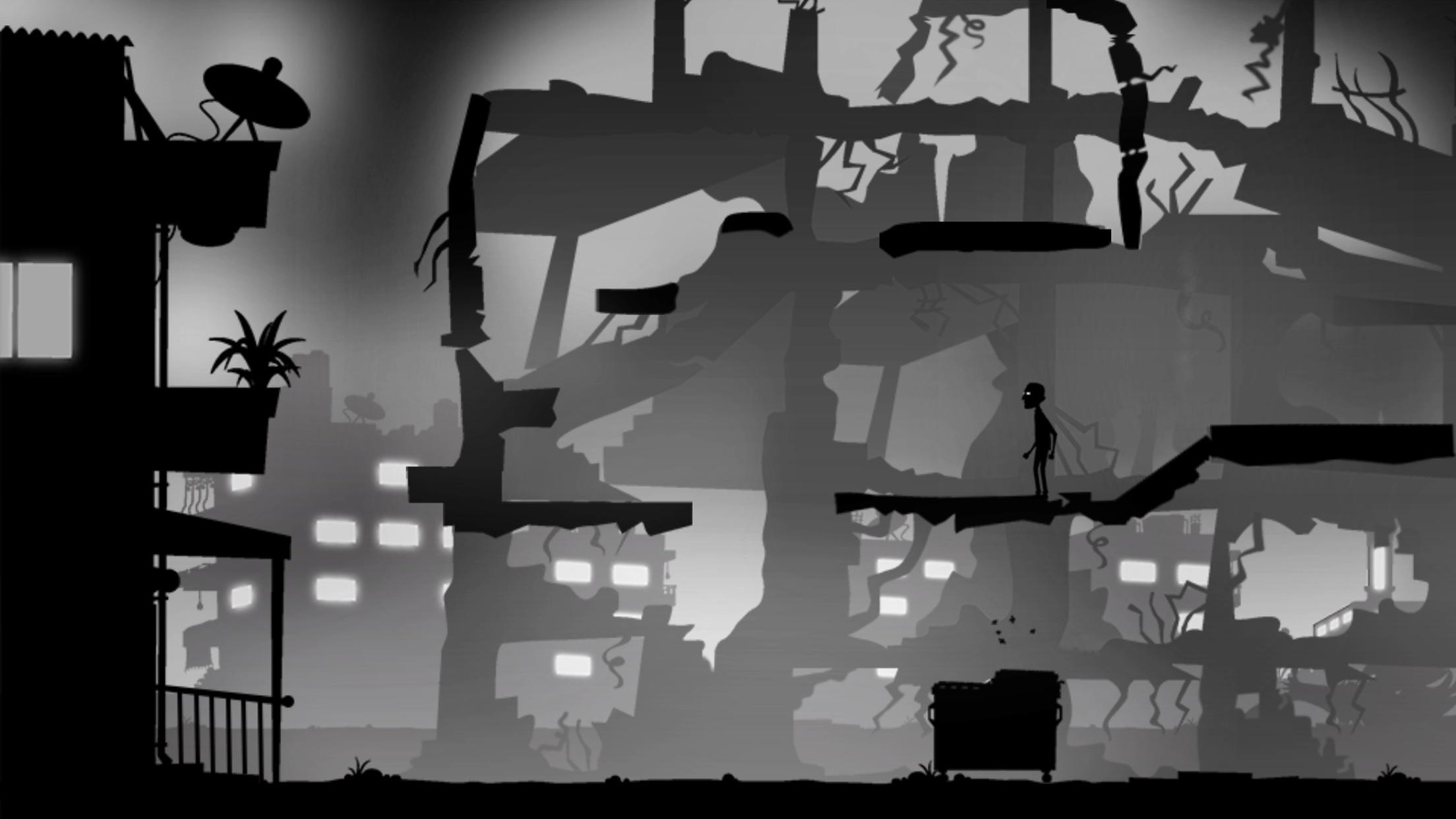 A screenshot of Liyla and the Shadows of War