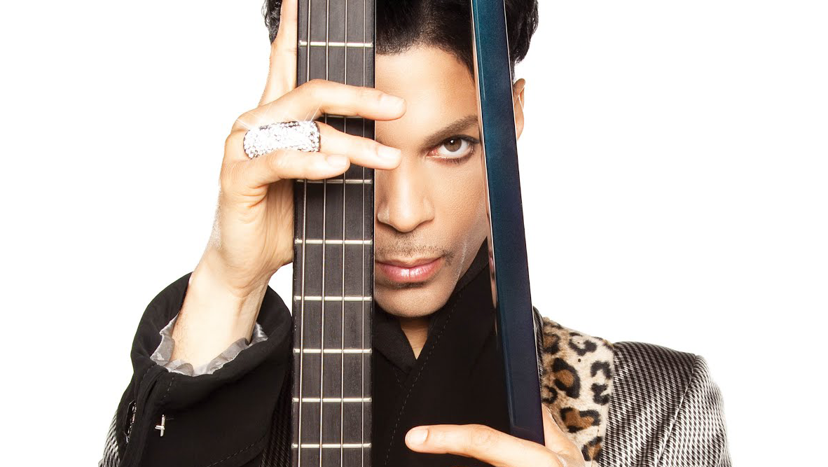 Prince's 'Welcome 2 America' artwork