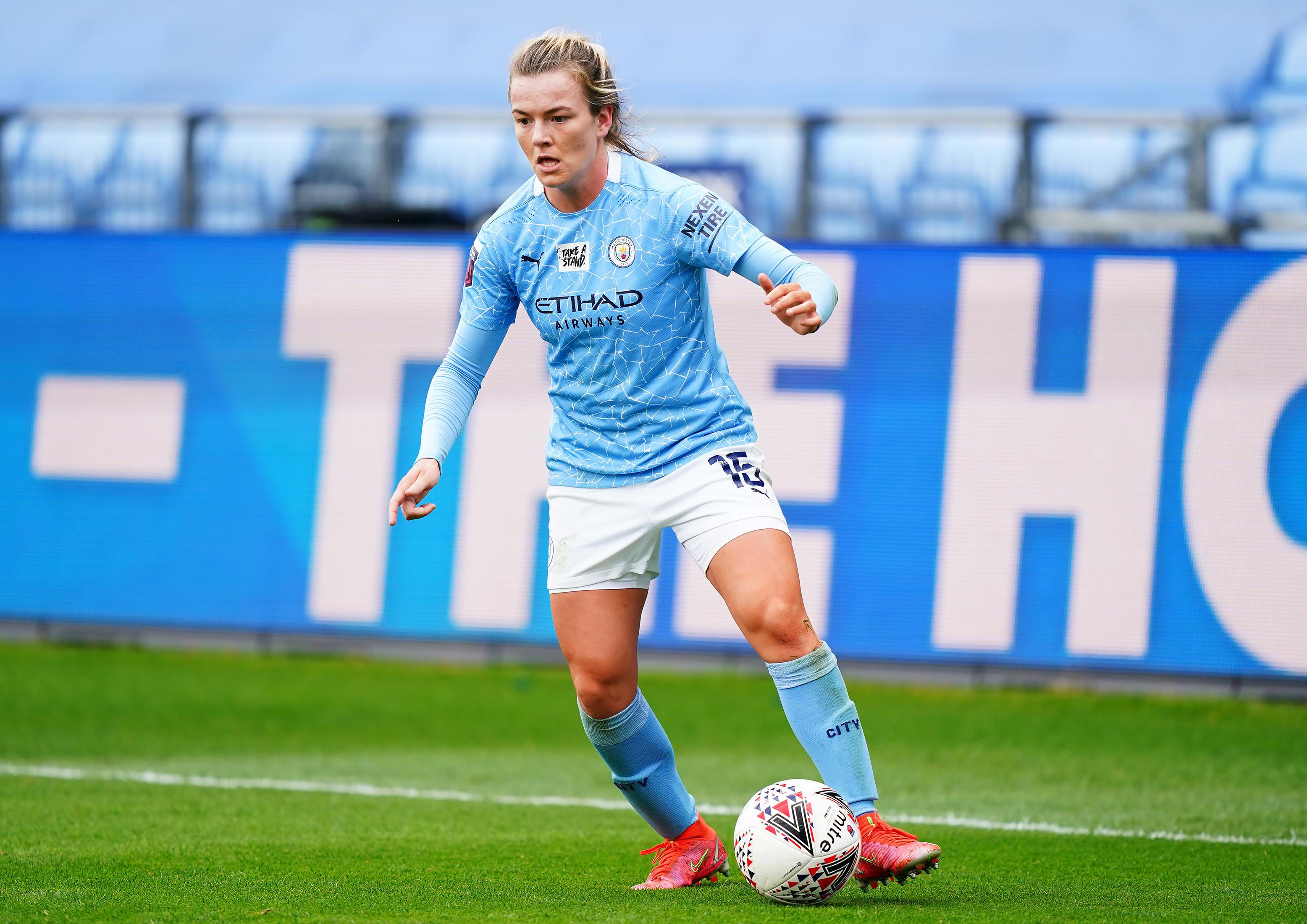Manchester City Women v Birmingham City Women - Barclays FA Women's Super League