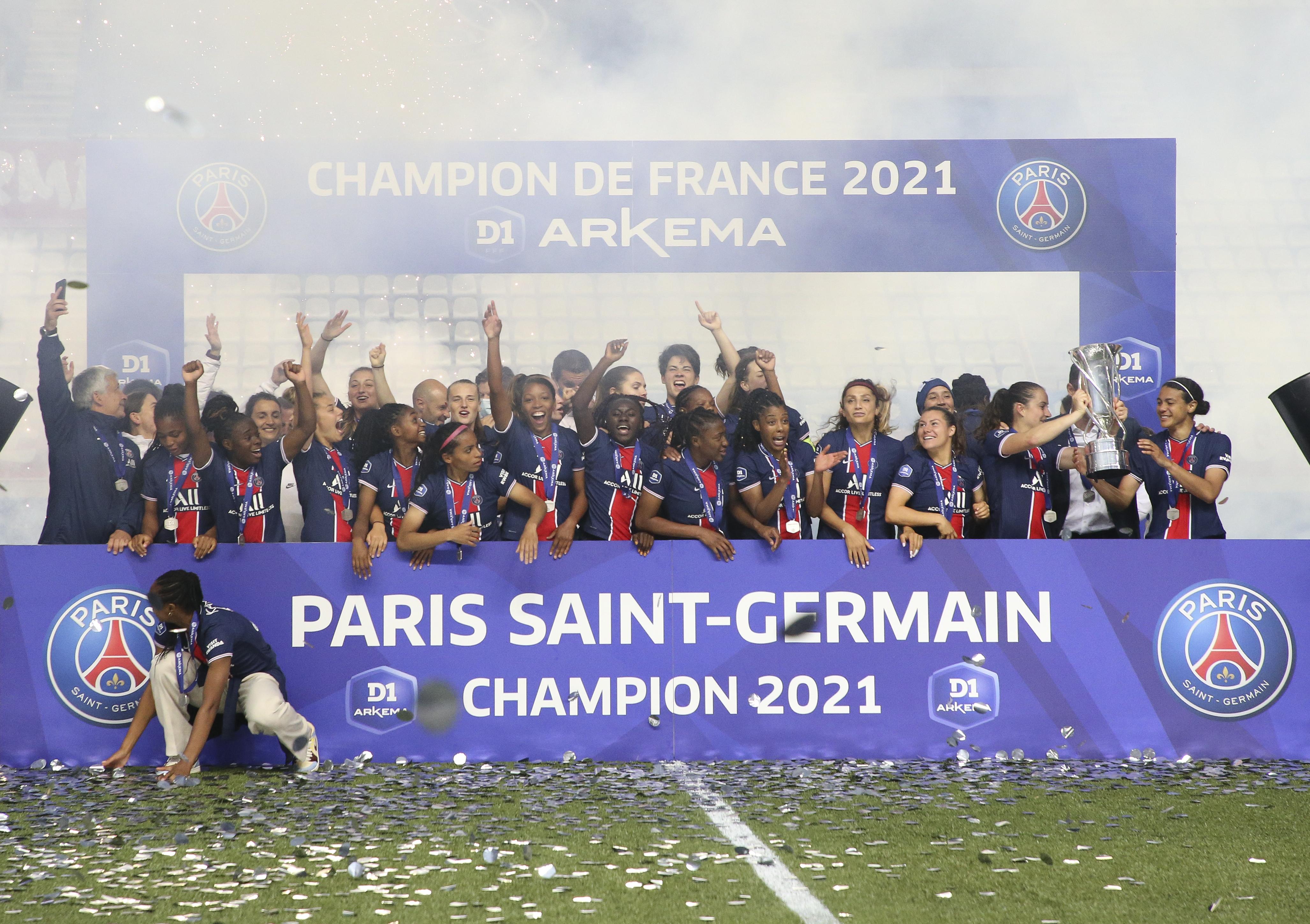 Paris Saint-Germain v Dijon FCO - D1 Arkema