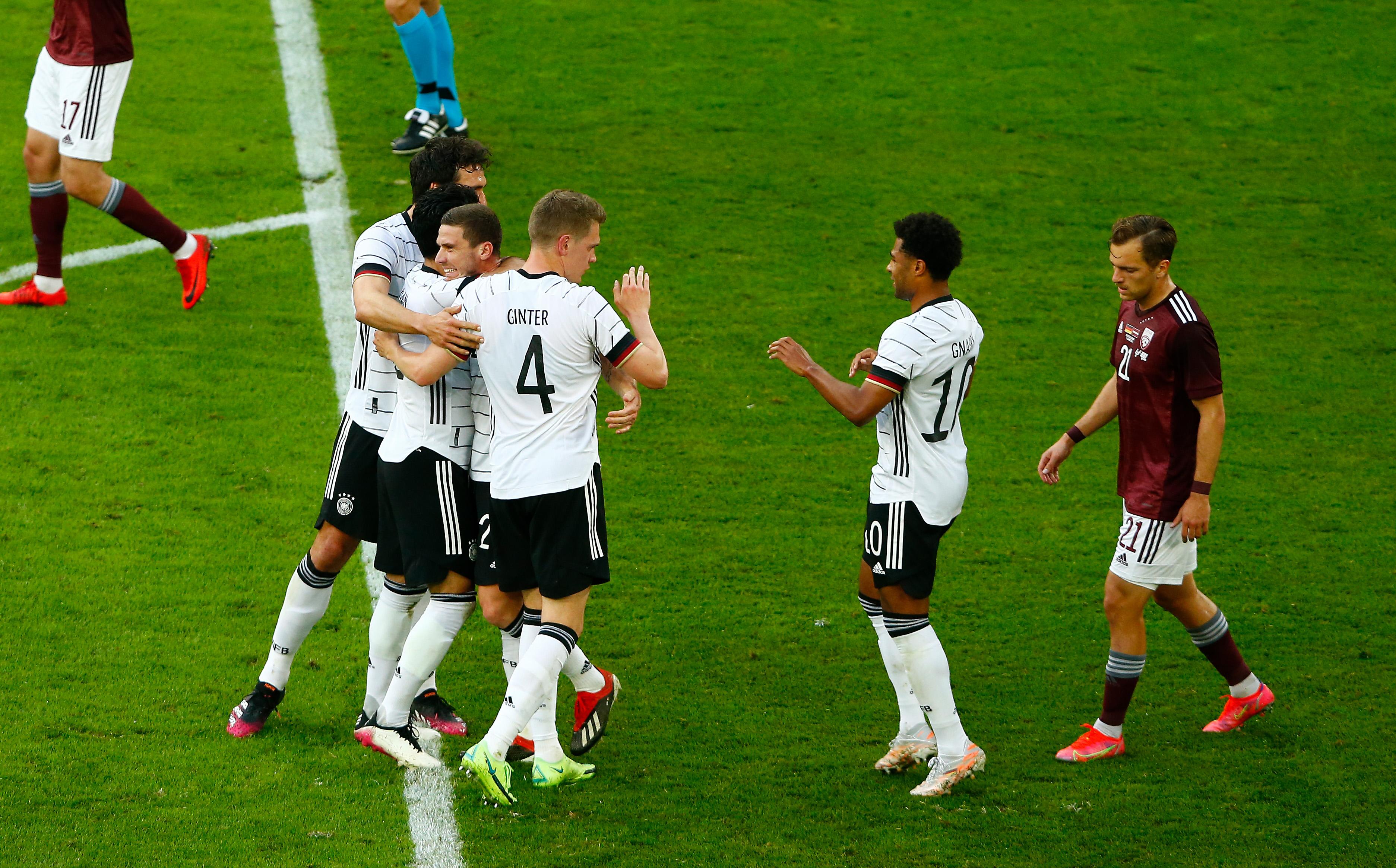 Germany v Latvia - International Friendly