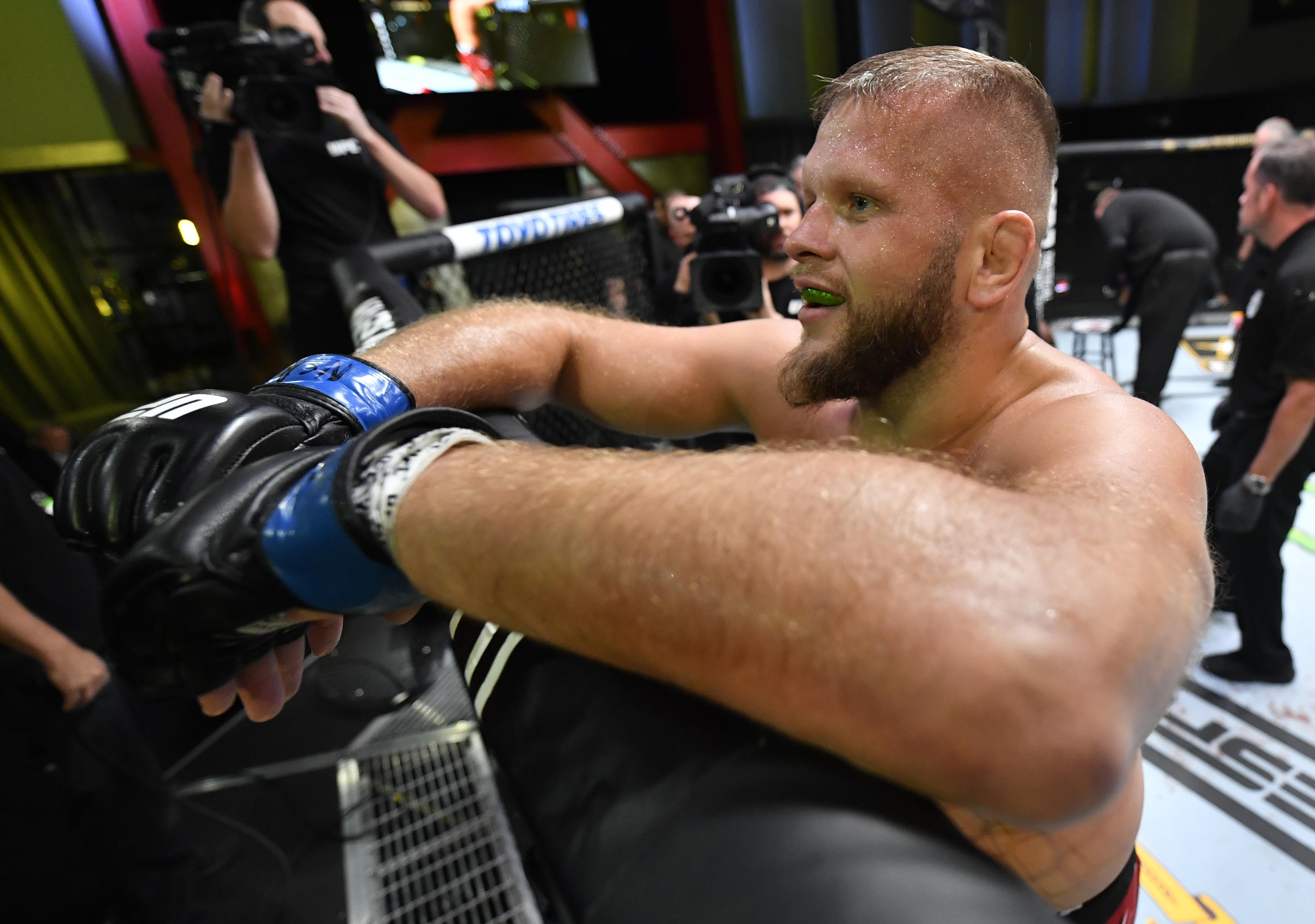 UFC Fight Night: Harris v Tybura