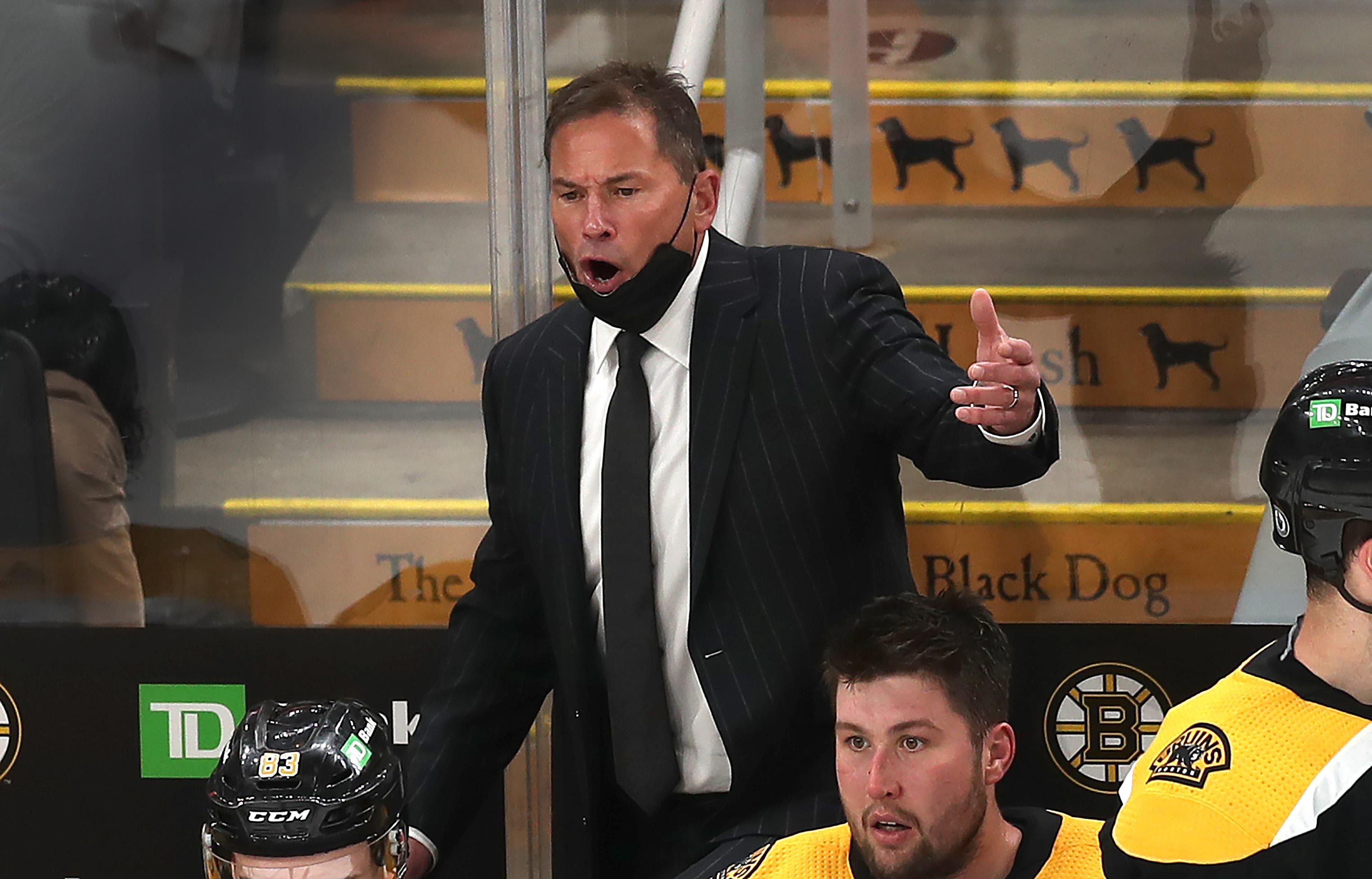 New York Islanders Vs Boston Bruins At TD Garden