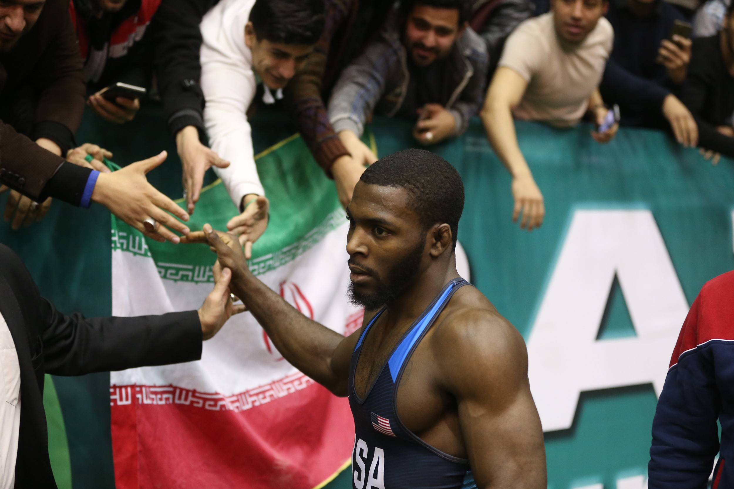 Freestyle World Cup 2017 in Iran
