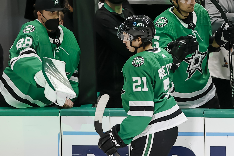 NHL: APR 27 Hurricanes at Stars