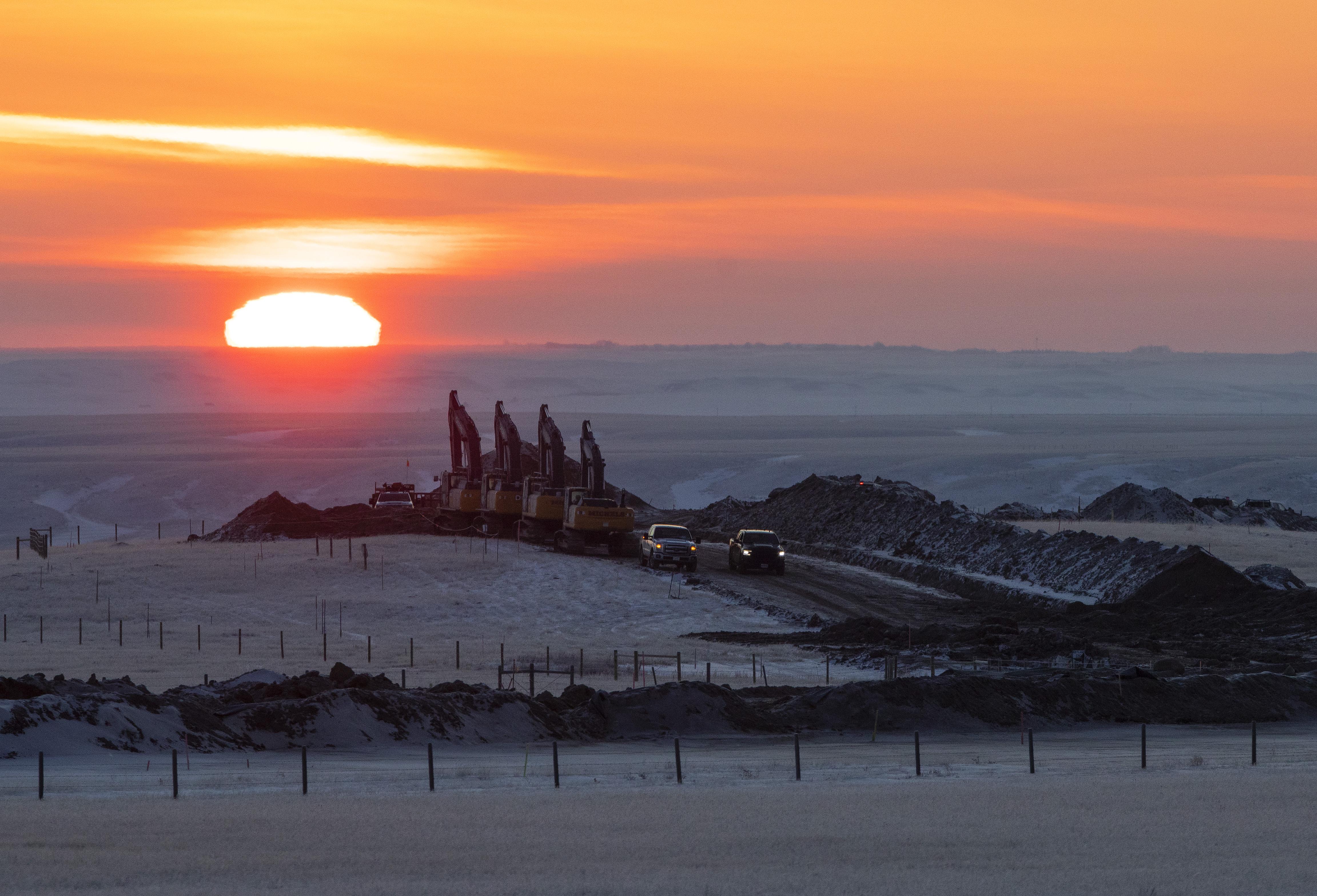 Biden Blocking Keystone Threatens To End Mega Pipelines Era