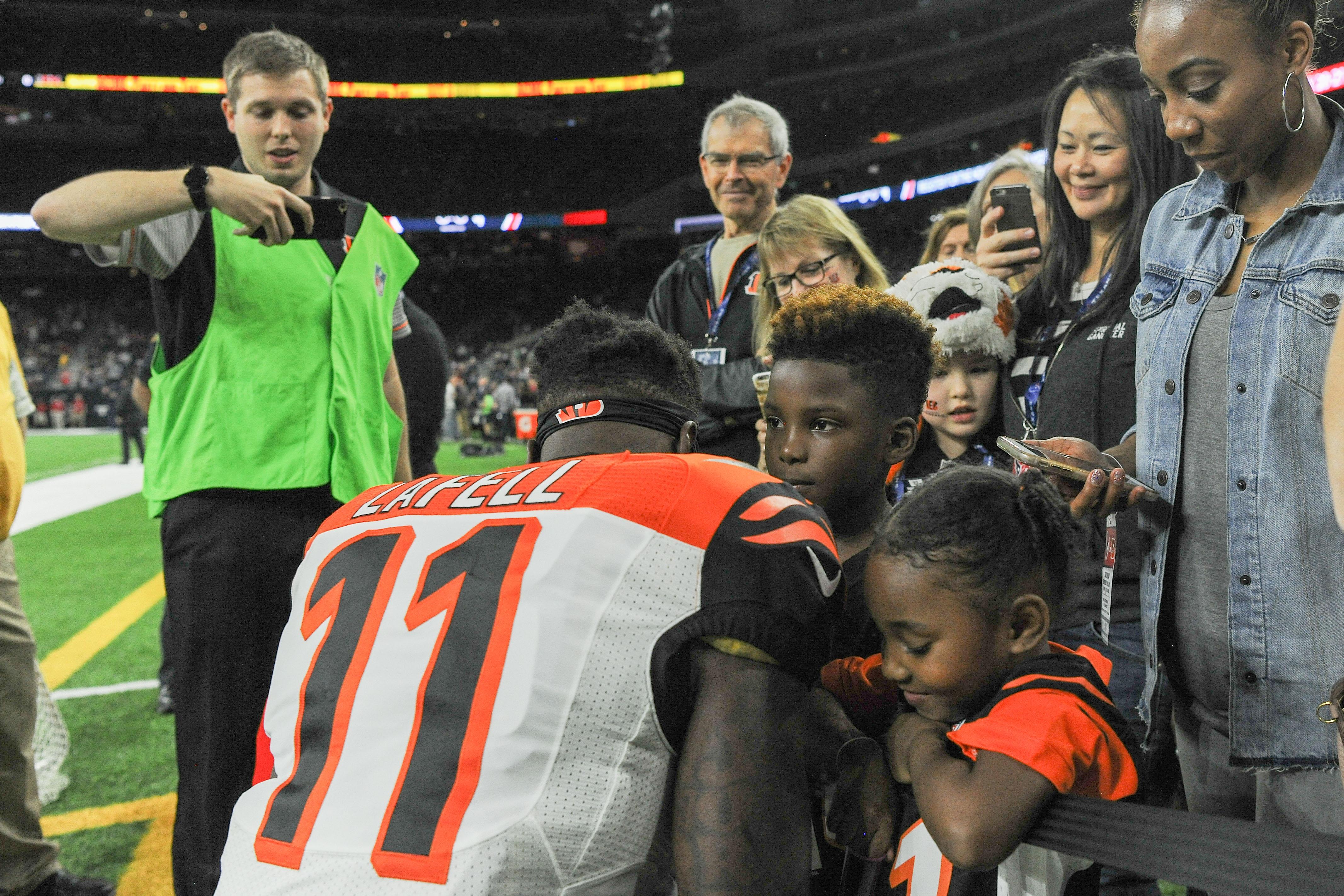 NFL: DEC 24 Bengals at Texans