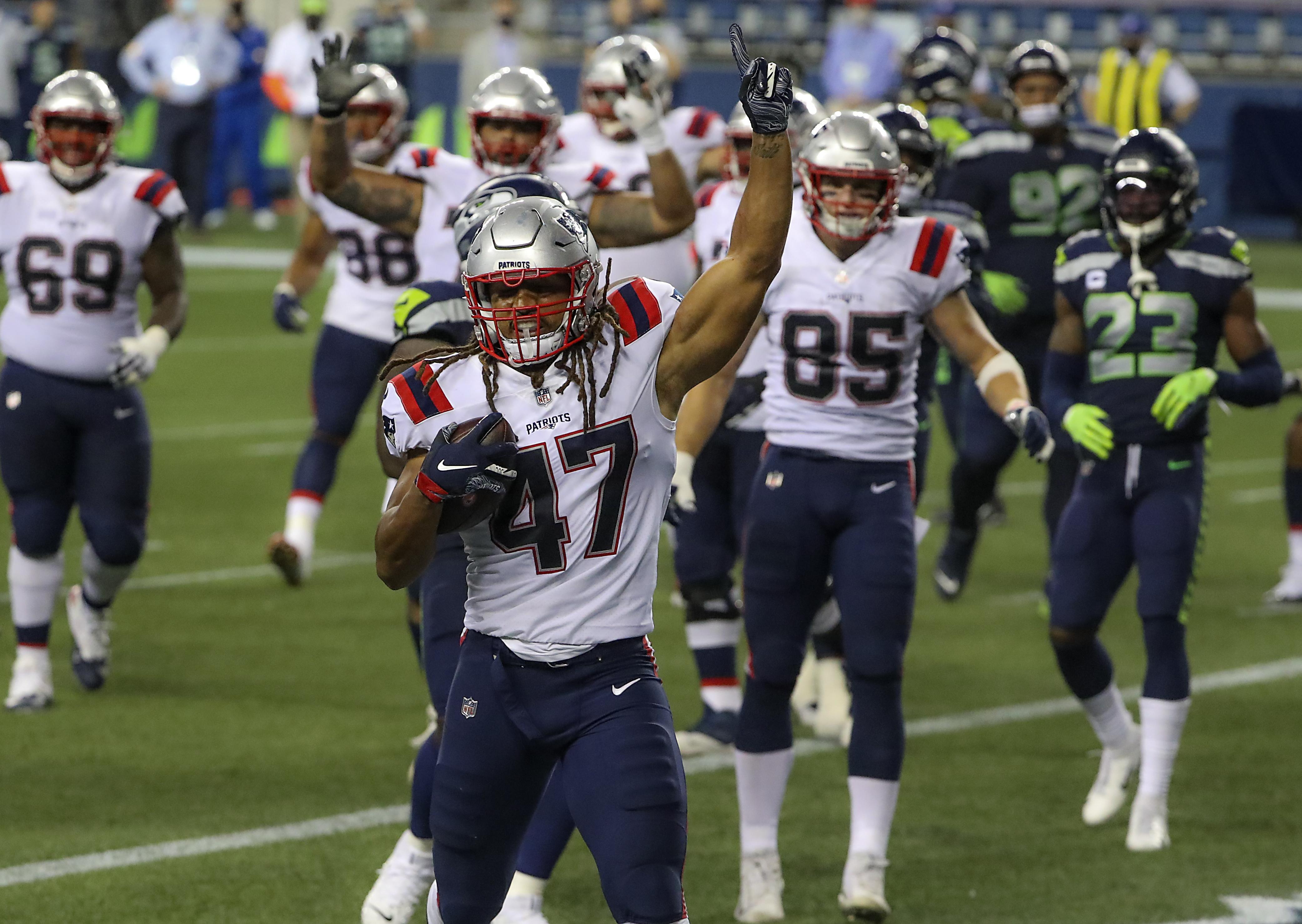 New England Patriots Vs. Seattle Seahawks at Centurylink Field