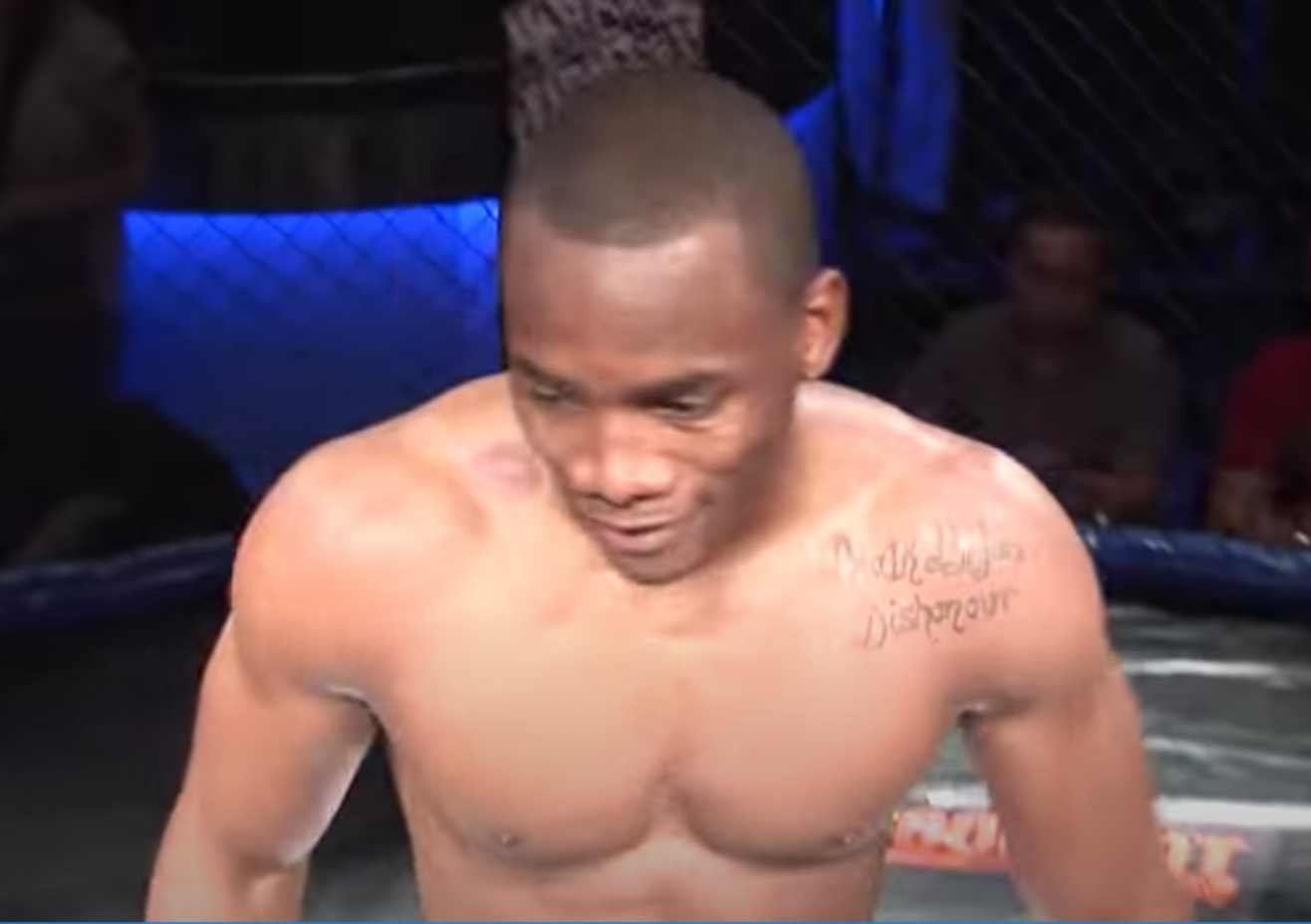 A rewind to Leon Edwards' MMA debut in 2011.