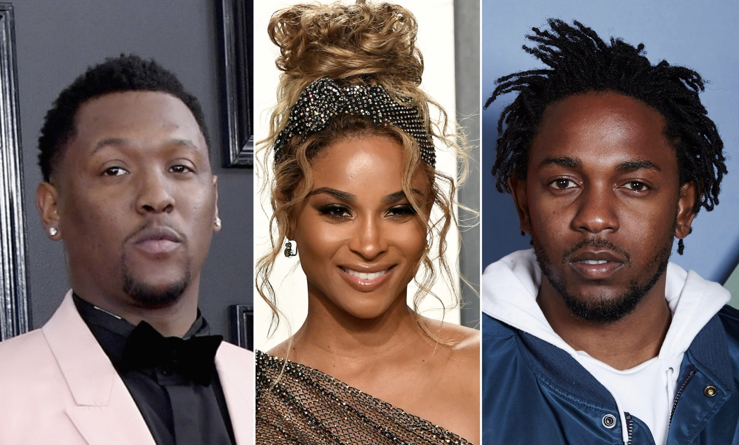 Hit-Boy, Ciara, Kendrick Lamar