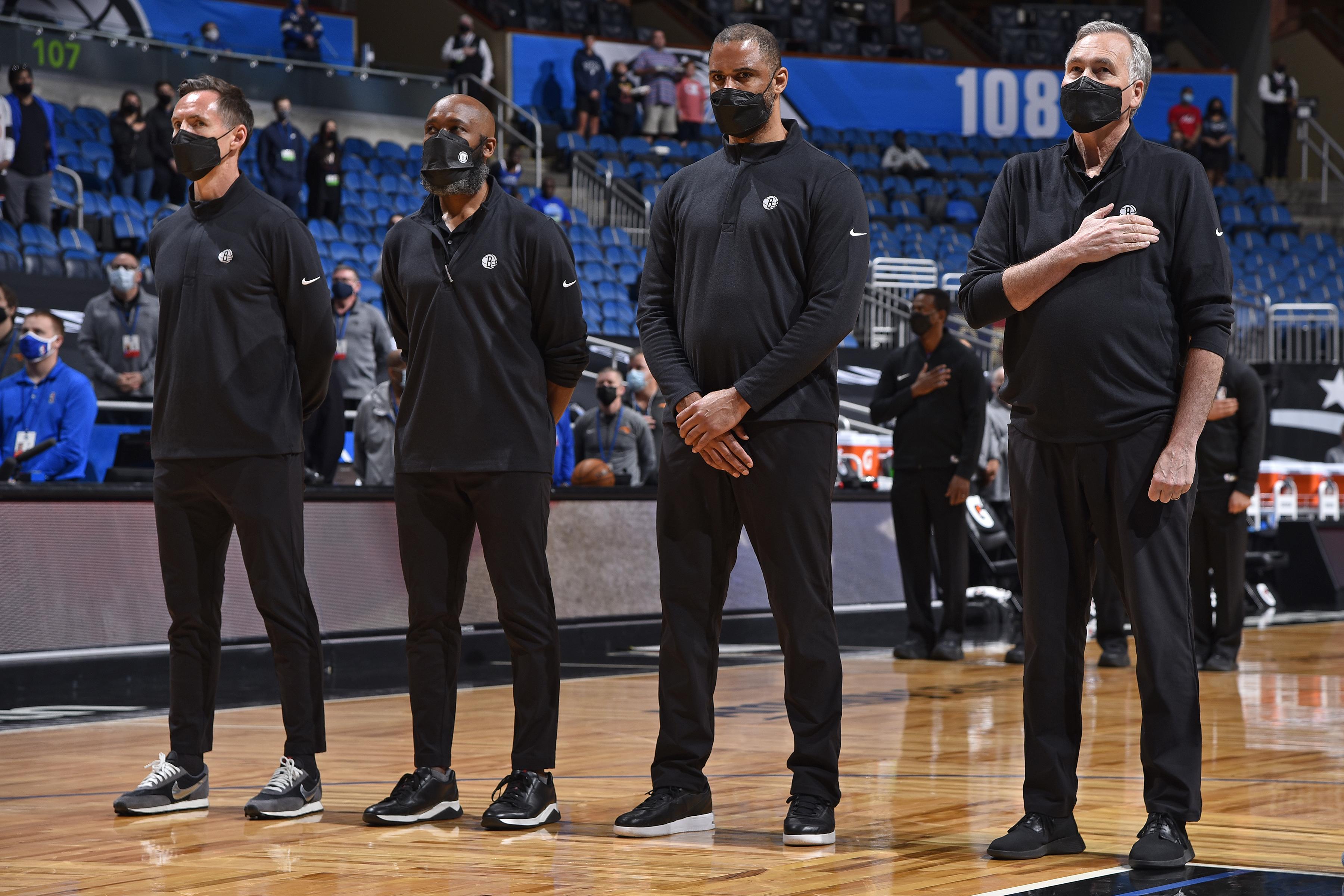 Brooklyn Nets v Orlando Magic