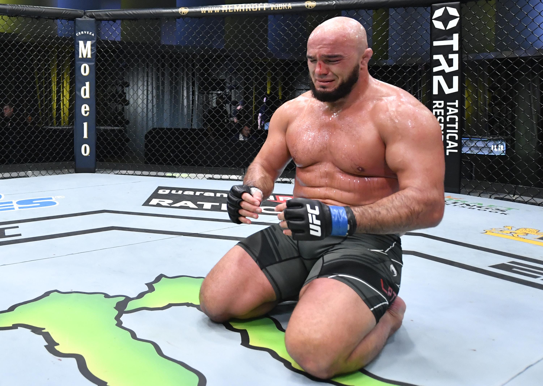 UFC Fight Night: Boser v Latifi