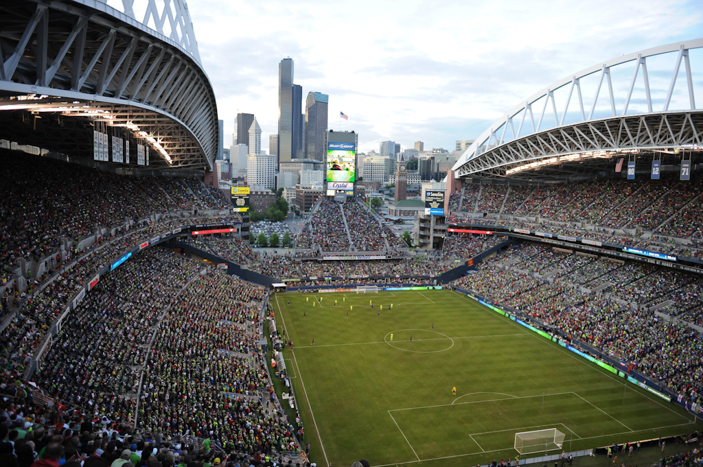 CenturyLink Field can't hold us