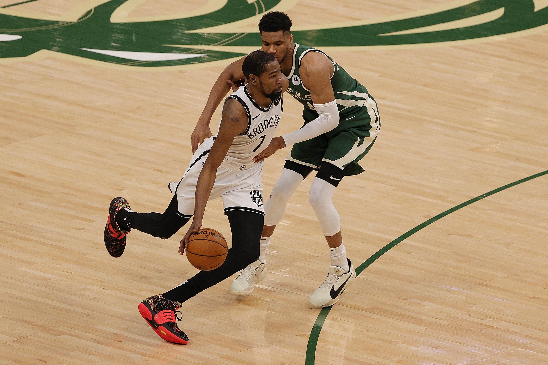 Brooklyn Nets v Milwaukee Bucks - Game Three