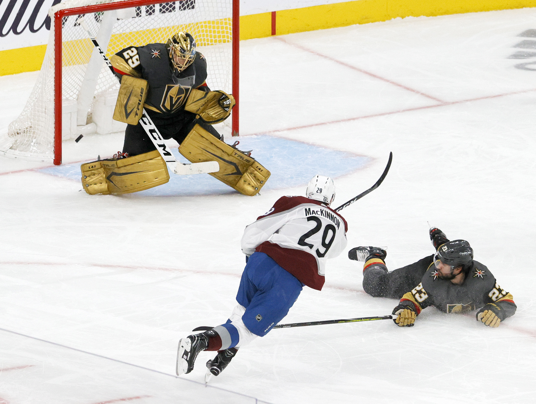 Colorado Avalanche v Vegas Golden Knights - Game Six