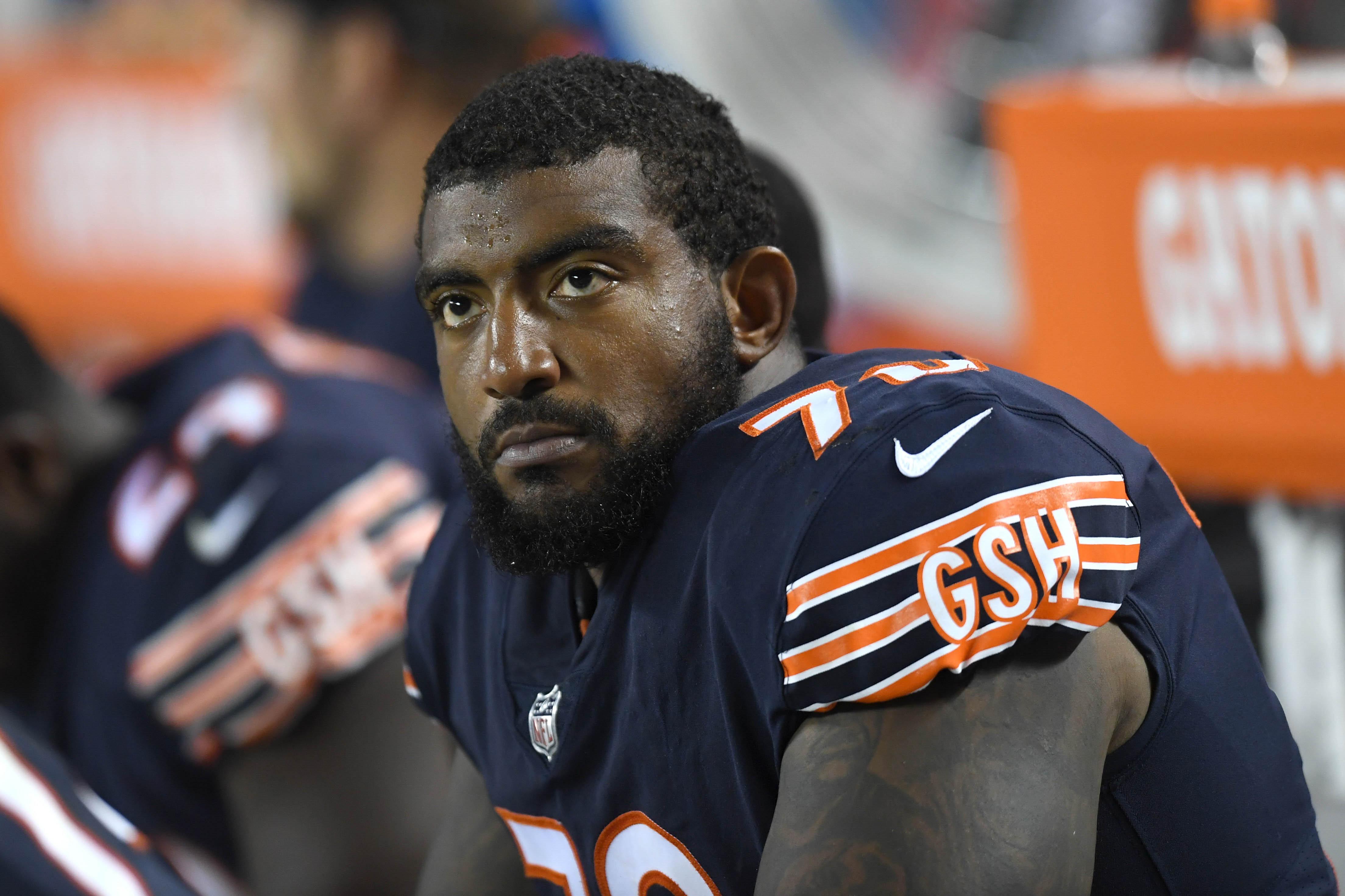 NFL: Minnesota Vikings at Chicago Bears