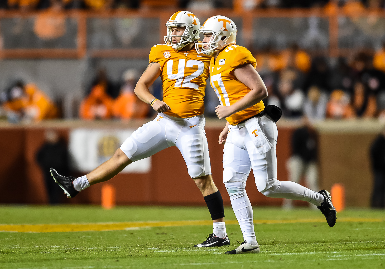 COLLEGE FOOTBALL: NOV 02 UAB at Tennessee