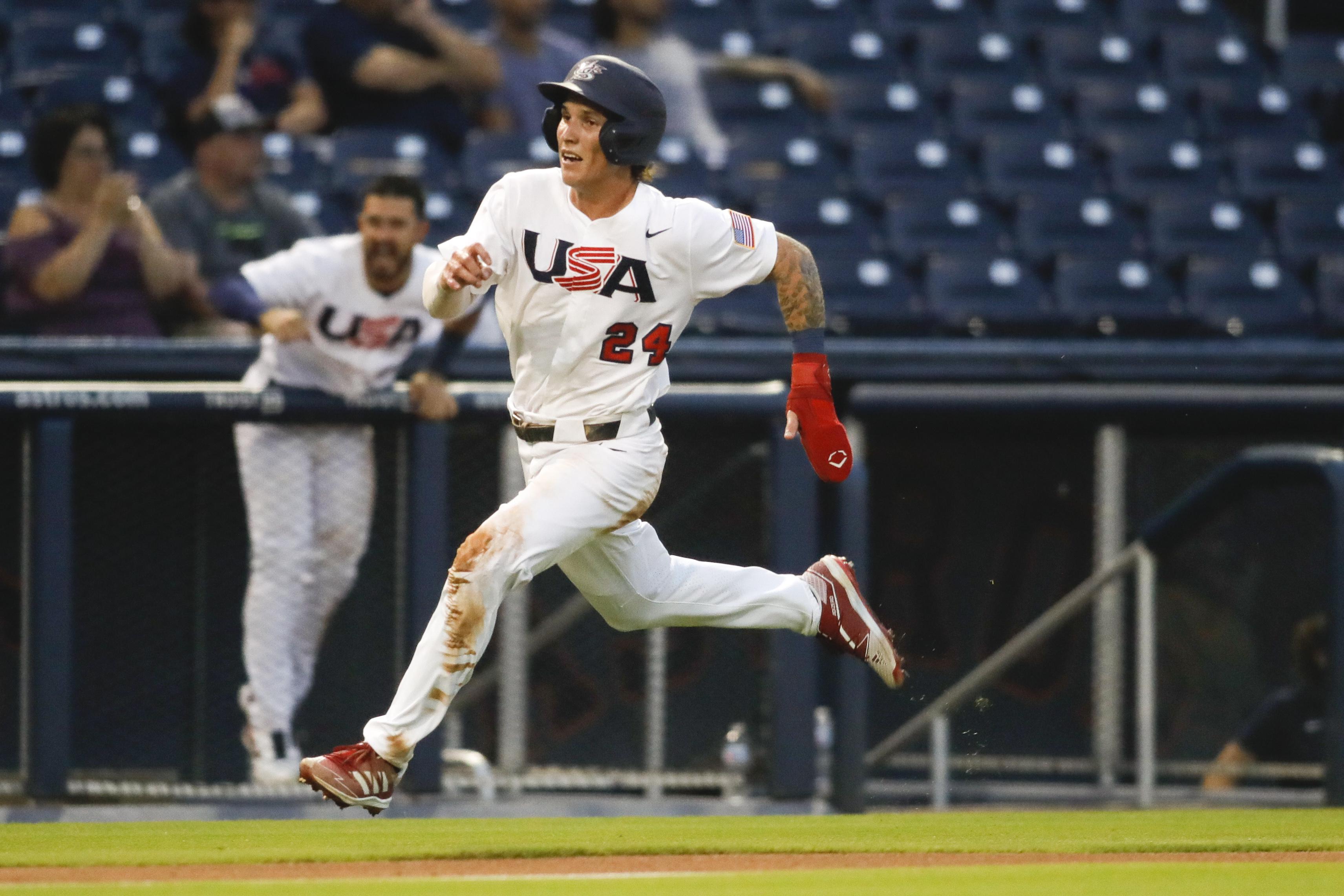 Baseball: WBSC Baseball Americas Qualifier-Canada at USA