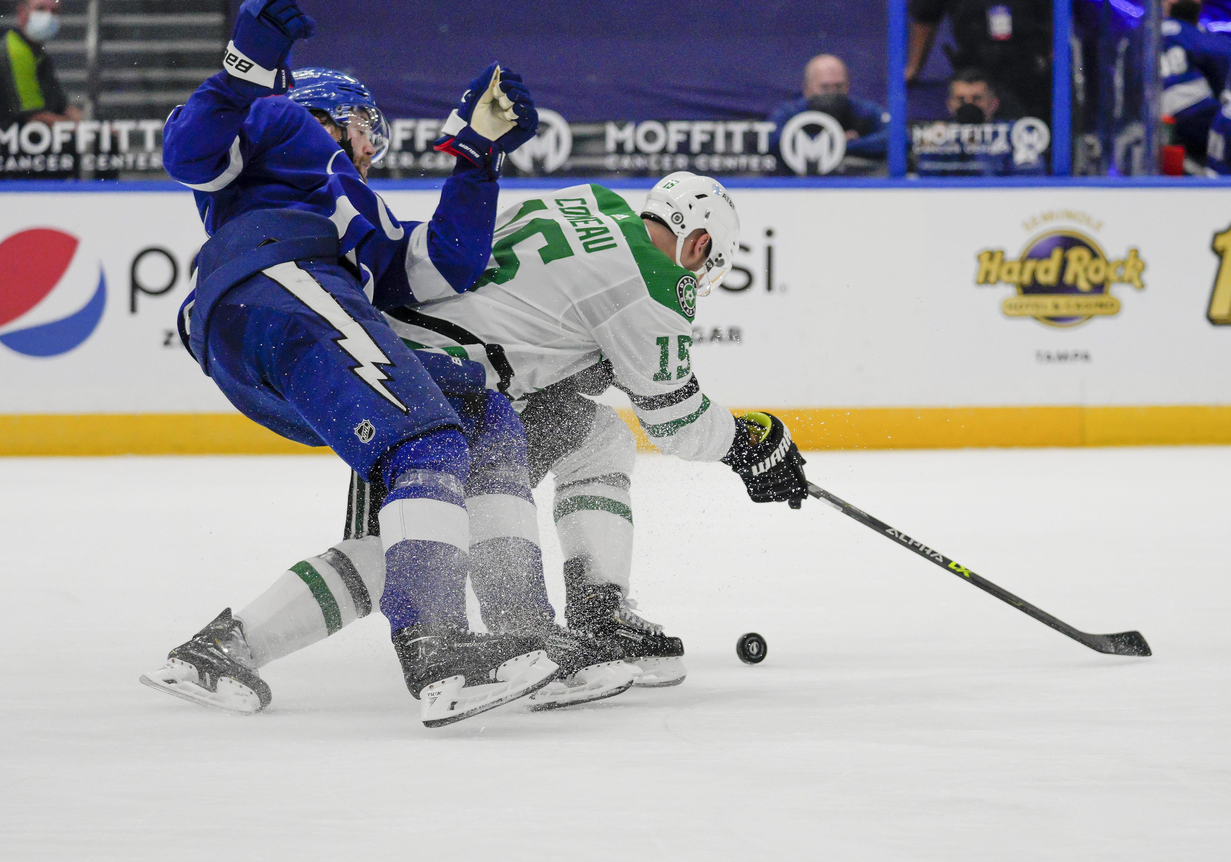 NHL: MAY 07 Stars at Lightning