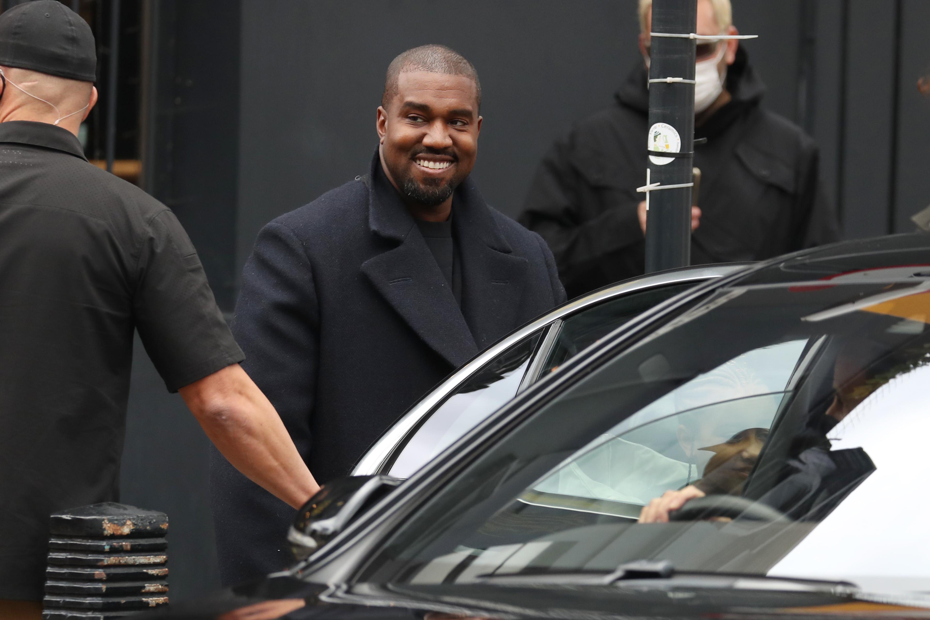 London Celebrity Sightings - October 10, 2020