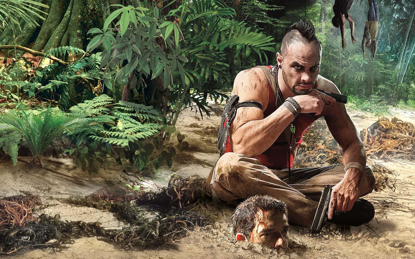 Vaas from Far Cry 3