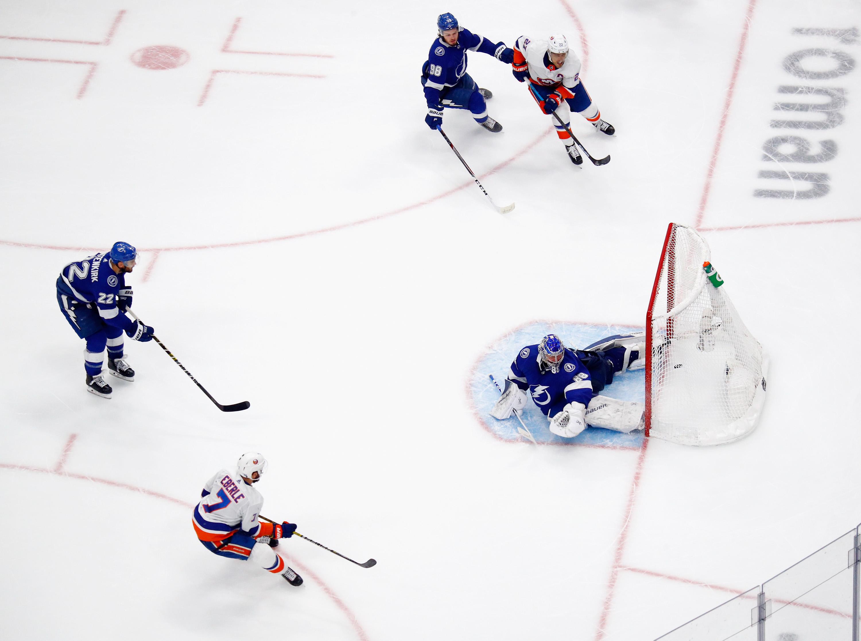 New York Islanders v Tampa Bay Lightning - Game Five