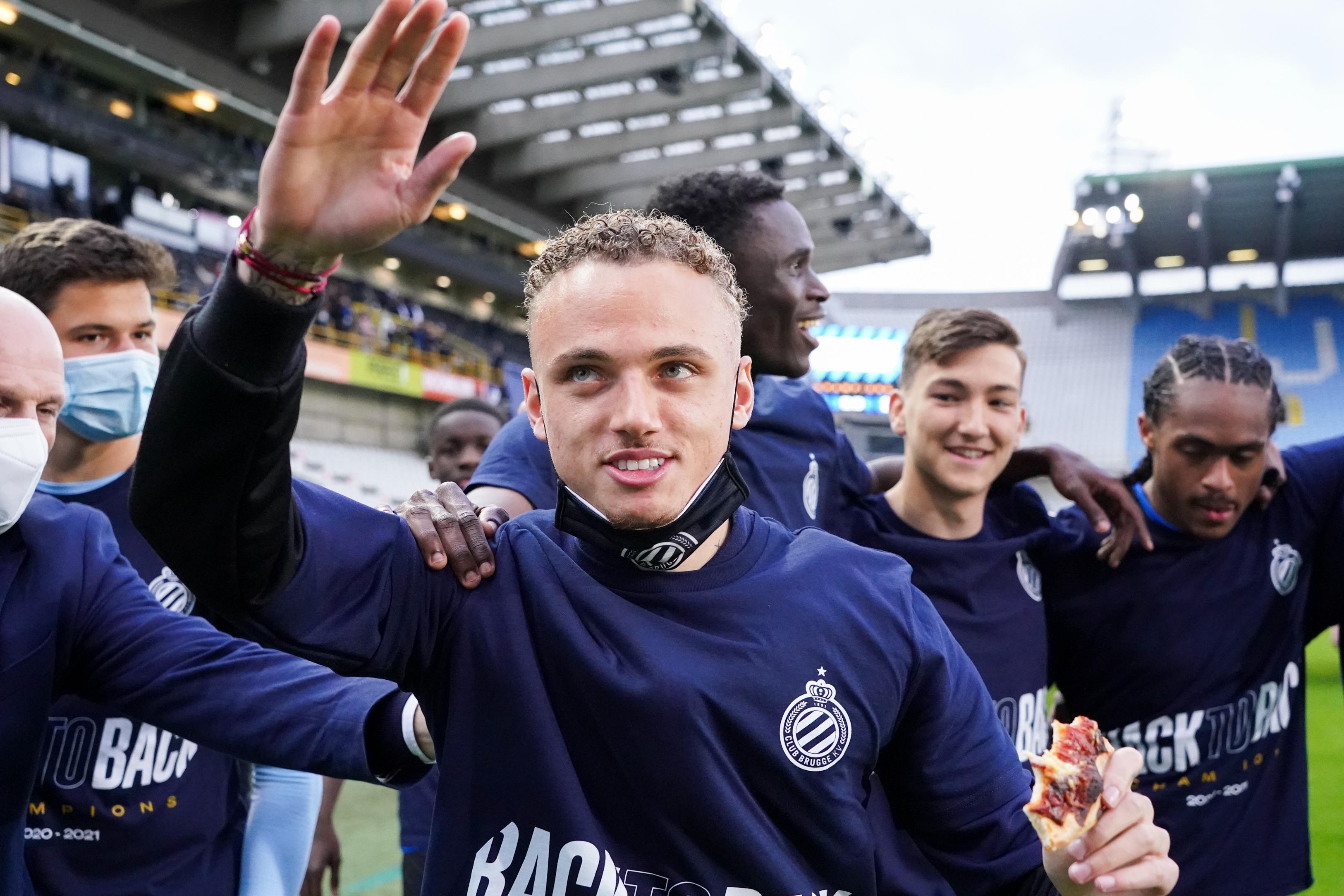 Club Bruges v KRC Genk - Jupiler Pro League Play-Offs Championship Group