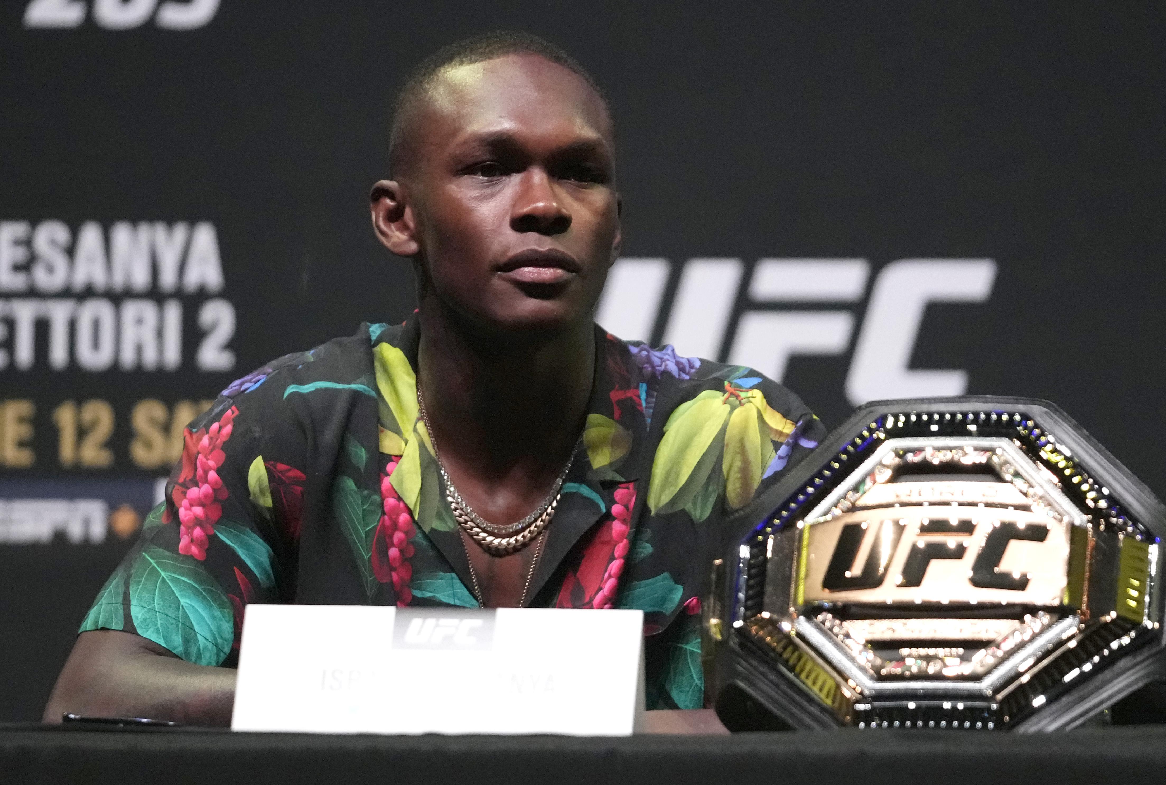 UFC 263 Press Conference