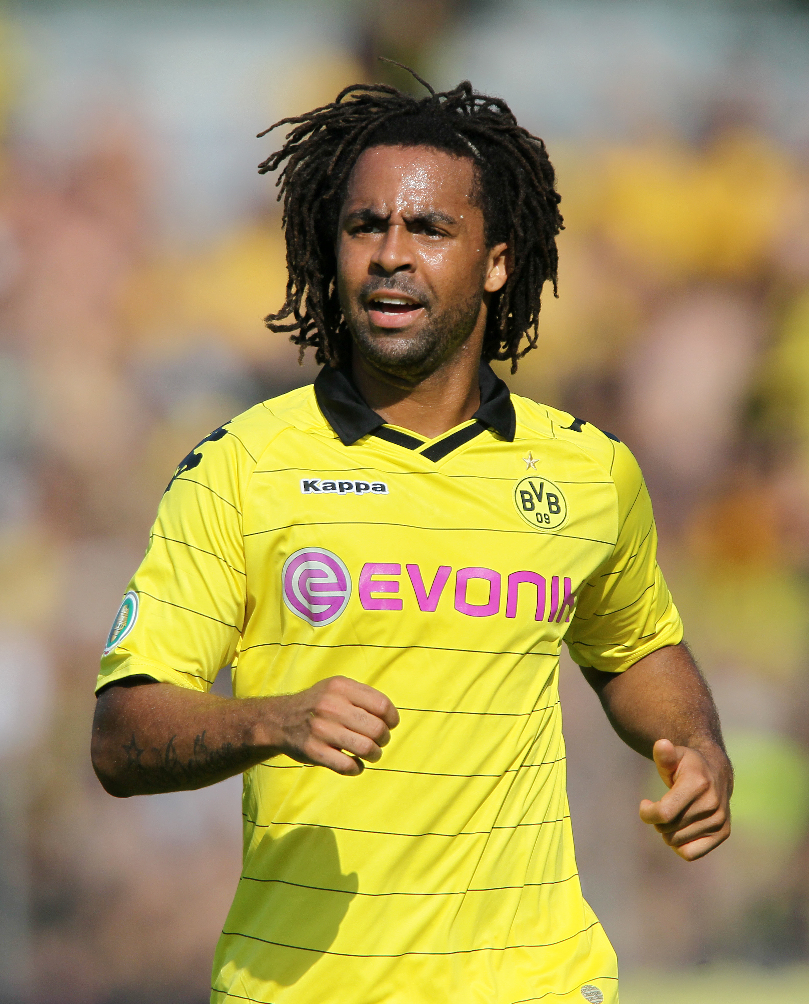Soccer - German DFB Cup - Wacker Burghausen vs. Borussia Dortmund